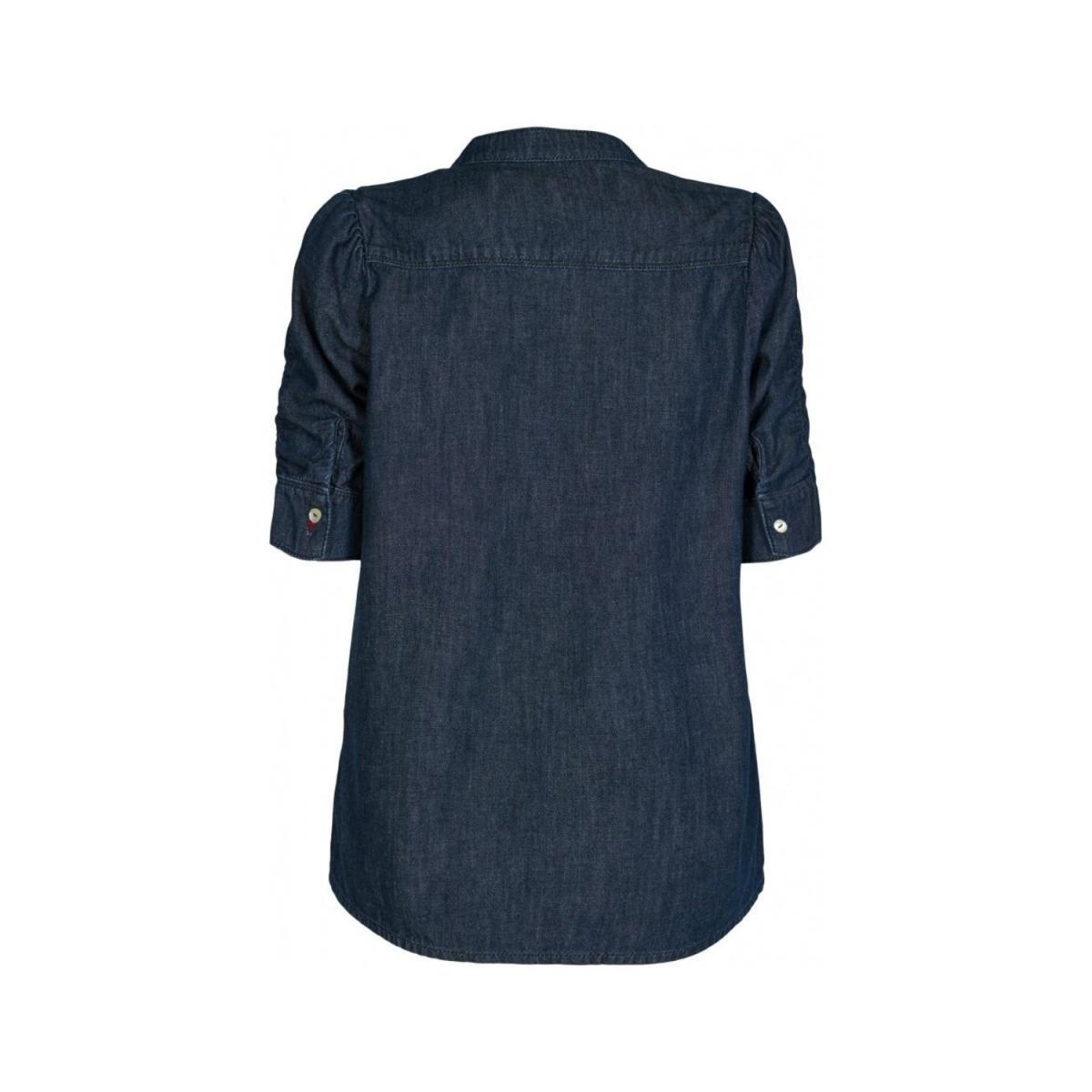 teresa denim skjorte - blue - bag