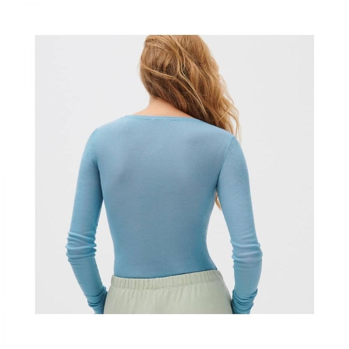 massachusetts bluse - oceania - model ryggen