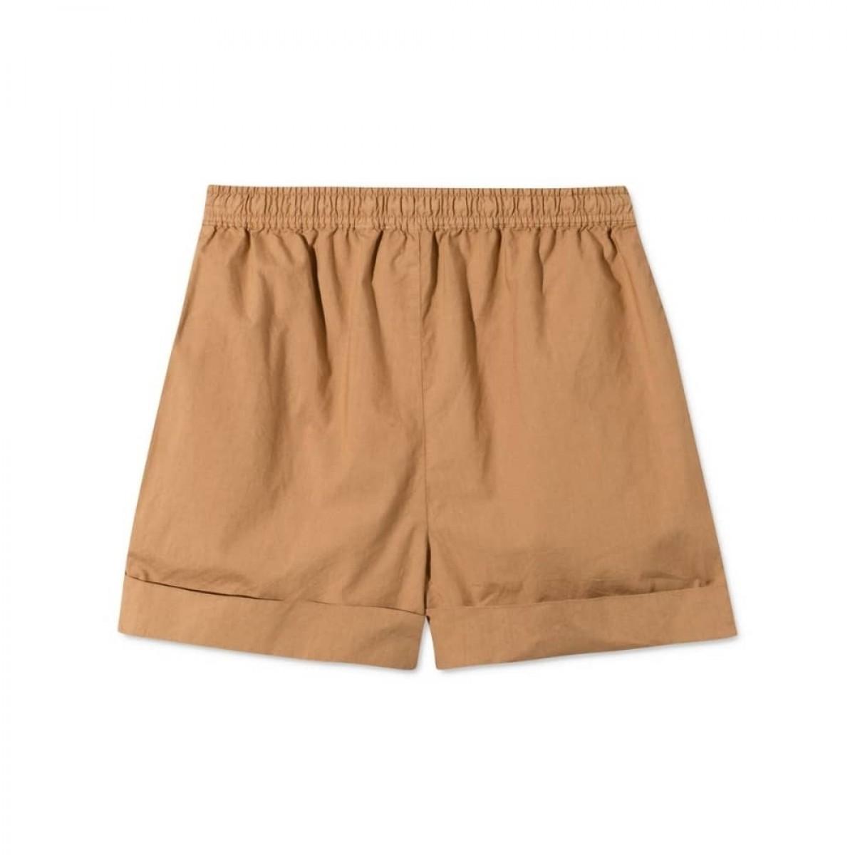 peony shorts - light brown - bag