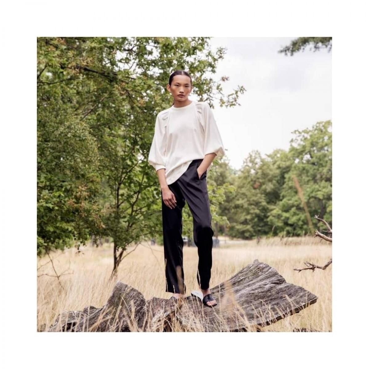 cheyenne bluse - off white - model natur