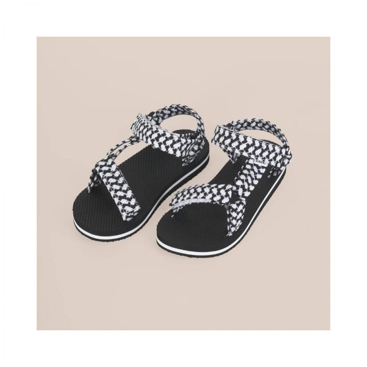 sandals alanis - black - par