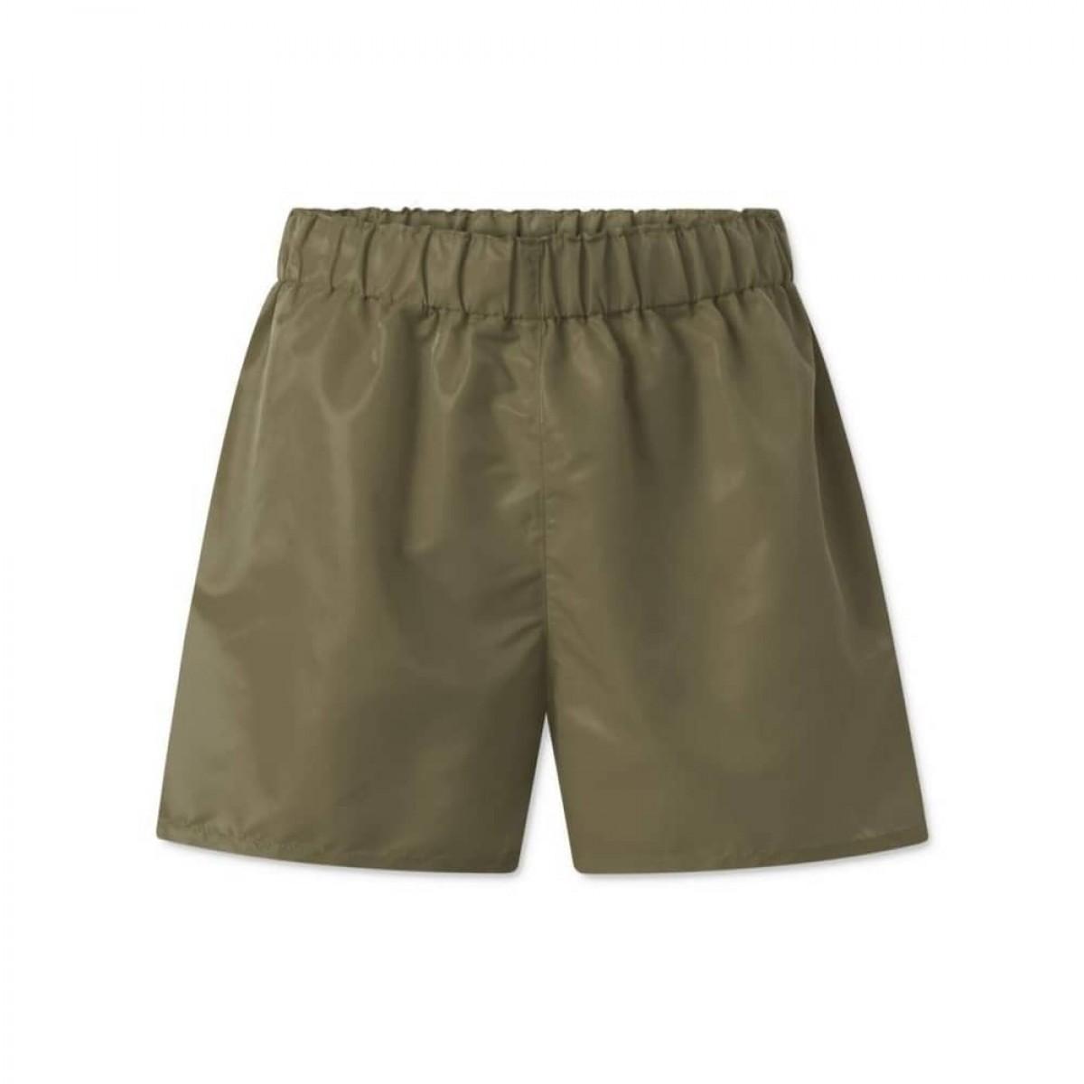 alessio shorts - army - bag