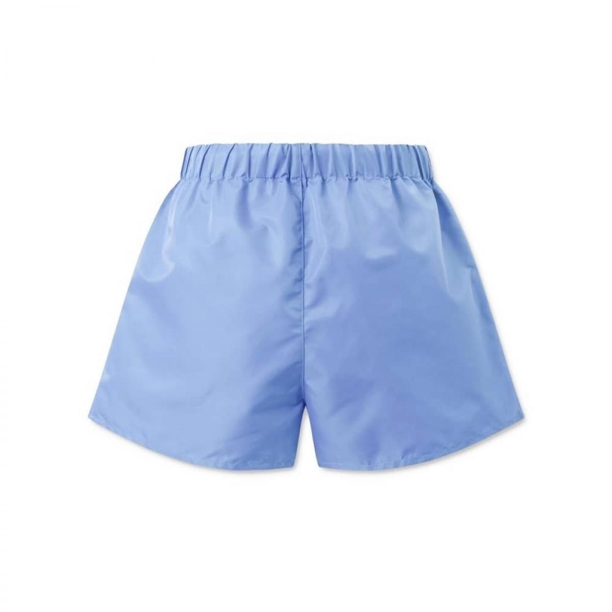 alessio shorts - sky blue - bag