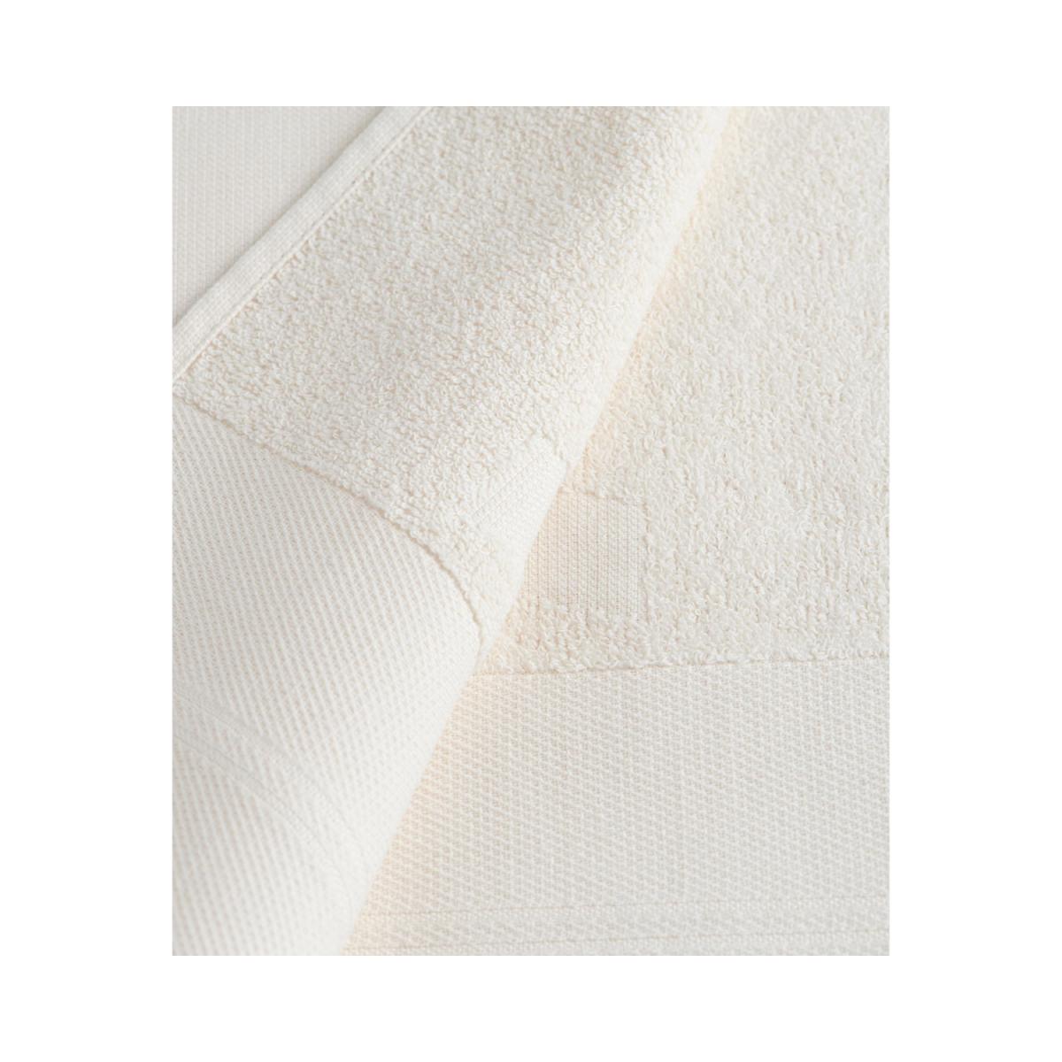 way cph strand håndklæde - cream - detalje