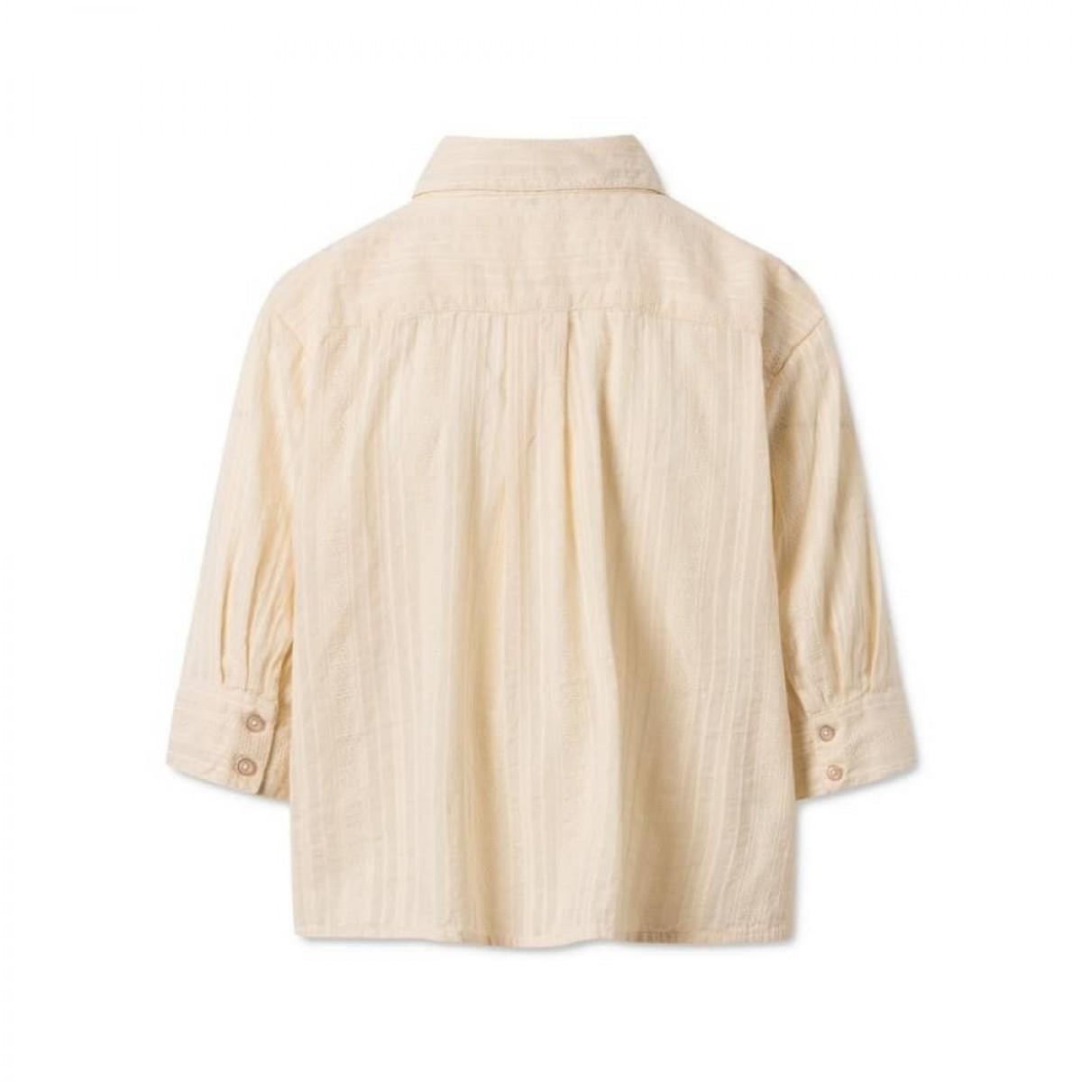 romala shirt - cream - ryggen