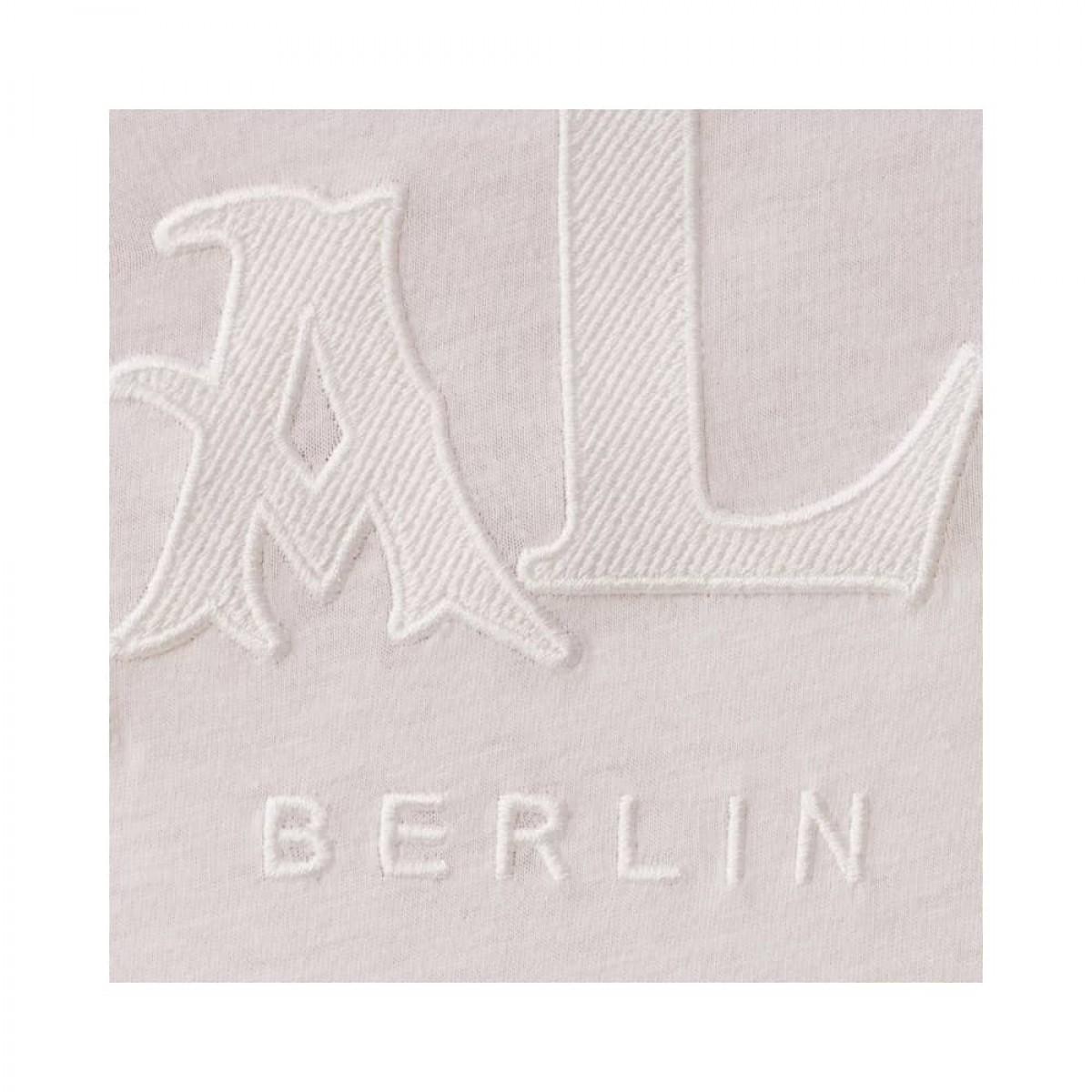 t-shirt reda lala mix - white - logo
