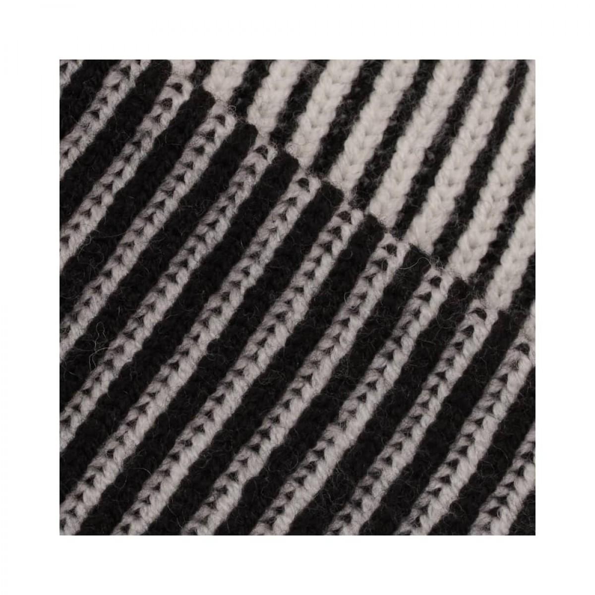 cap lines hue - offwhite - ribstrik