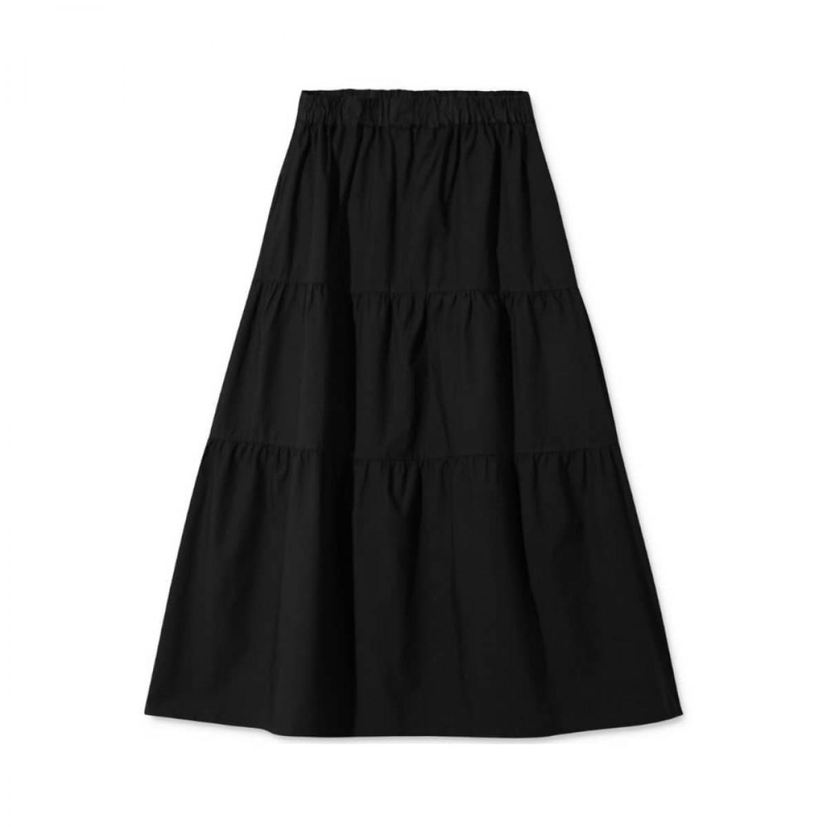 paprika nederdel - black - bag