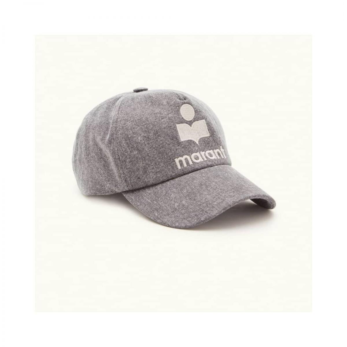 tyron cap - grey