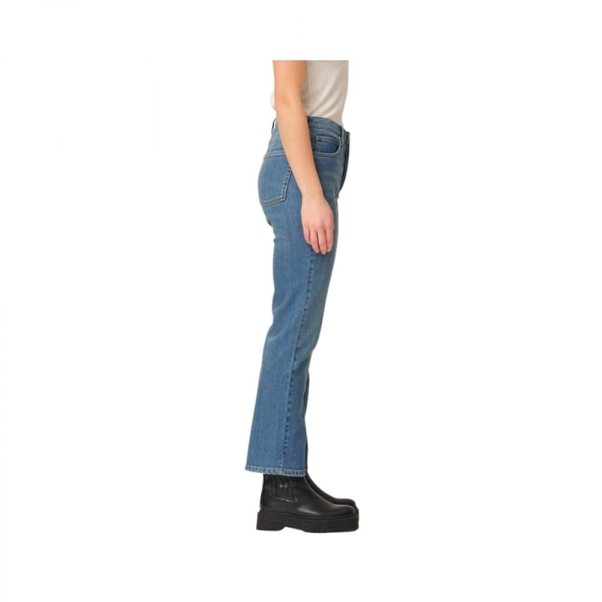marston jeans - wash kairo - model fra siden