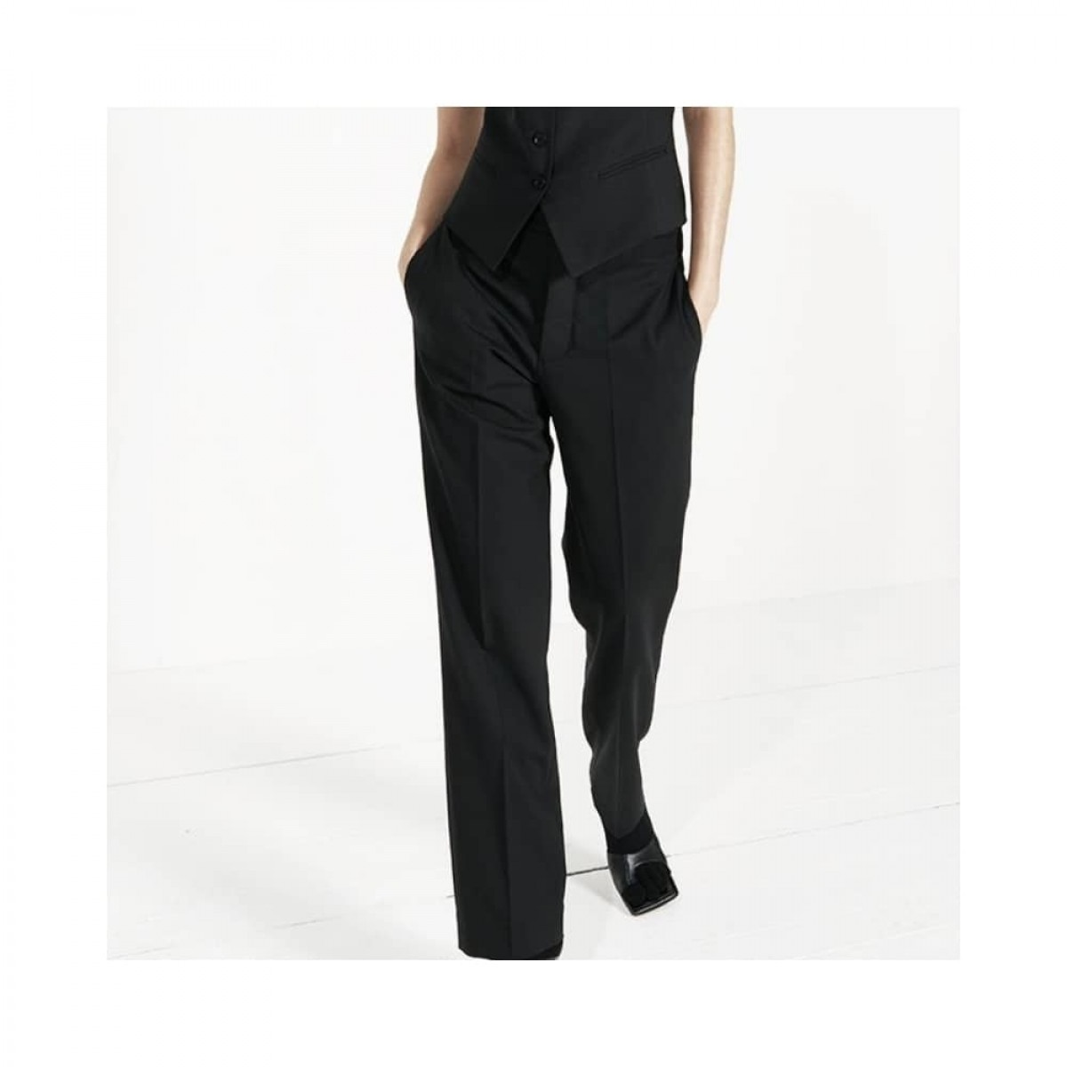 wilma pants - black