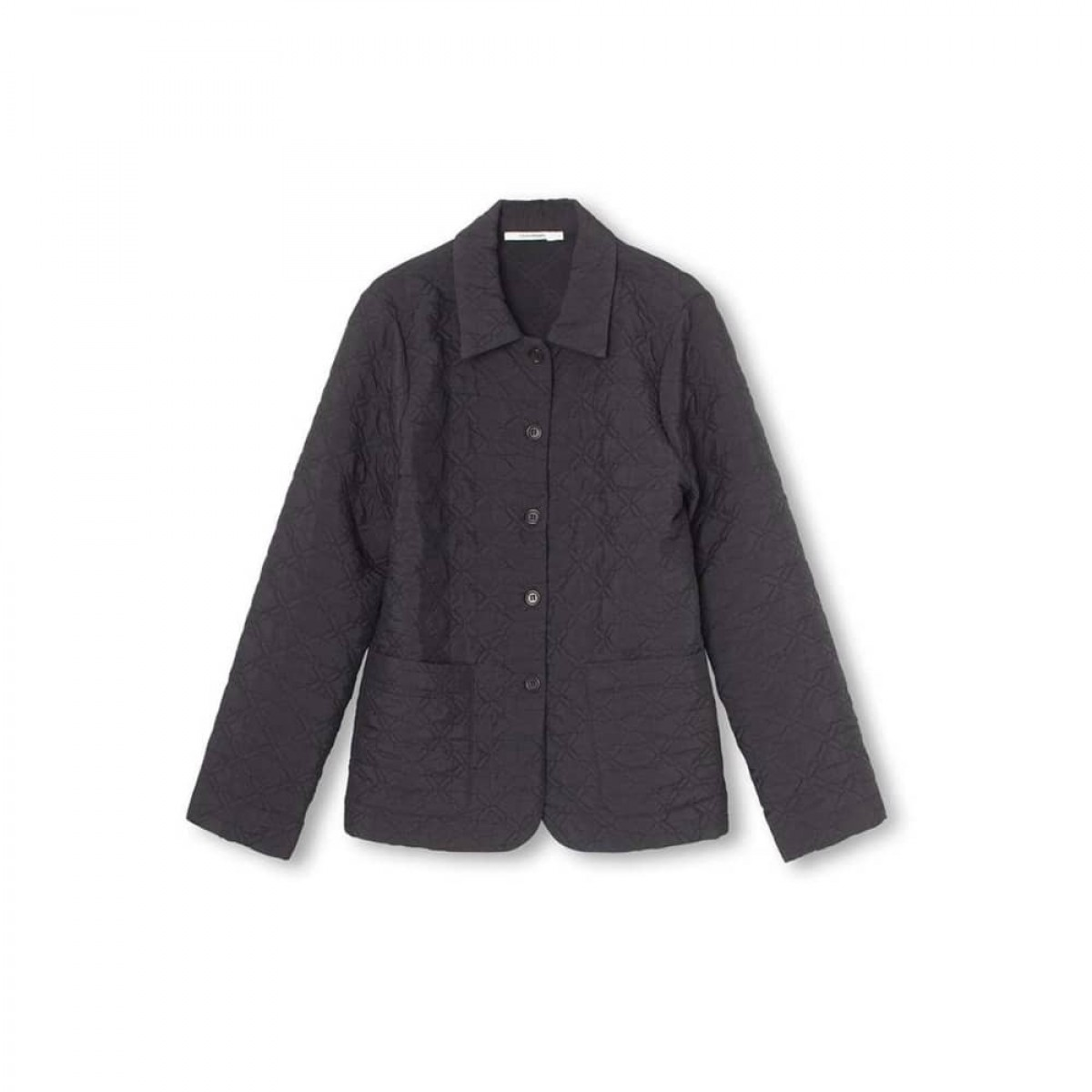 amanda jacket - black - front