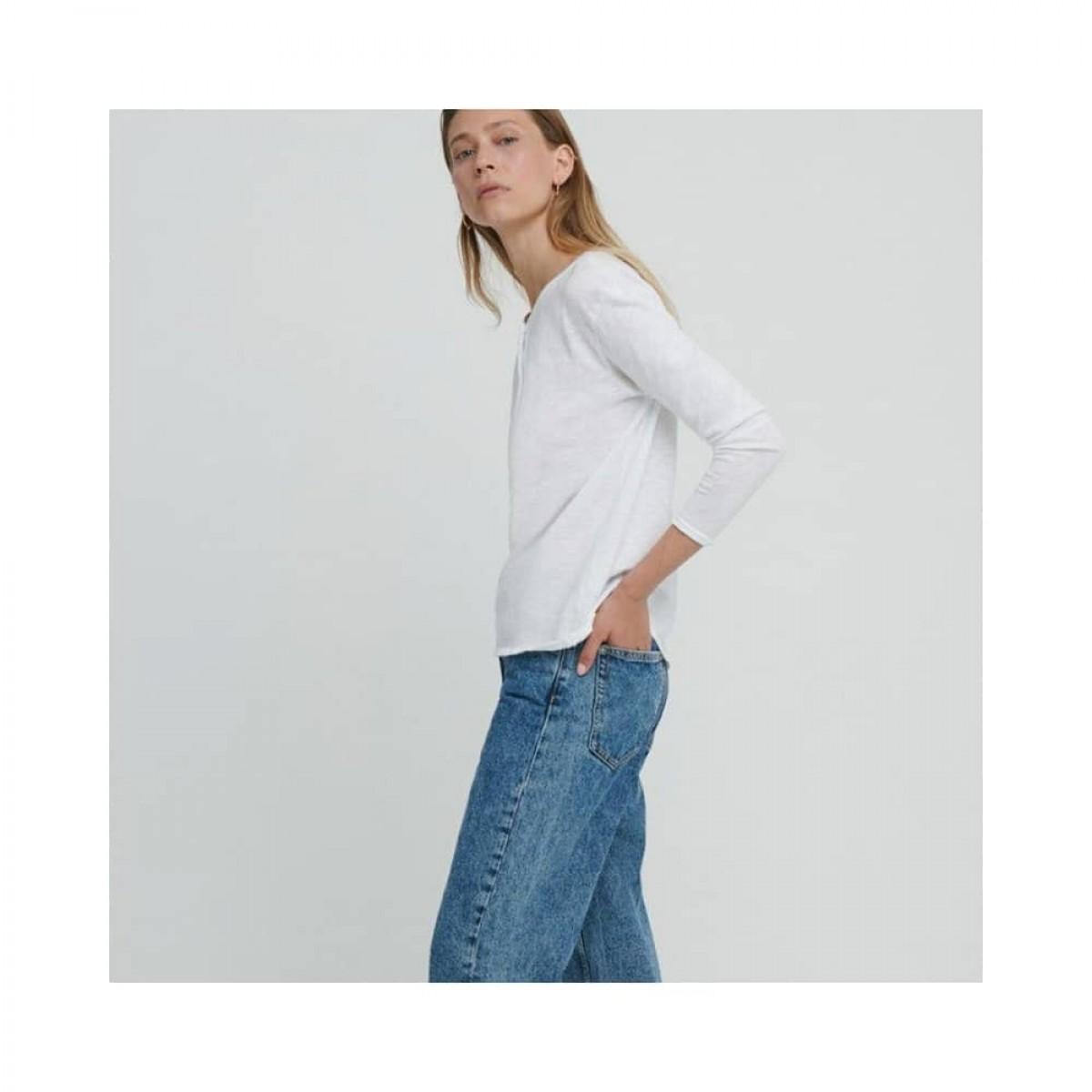 sonoma bluse - white - model fra siden