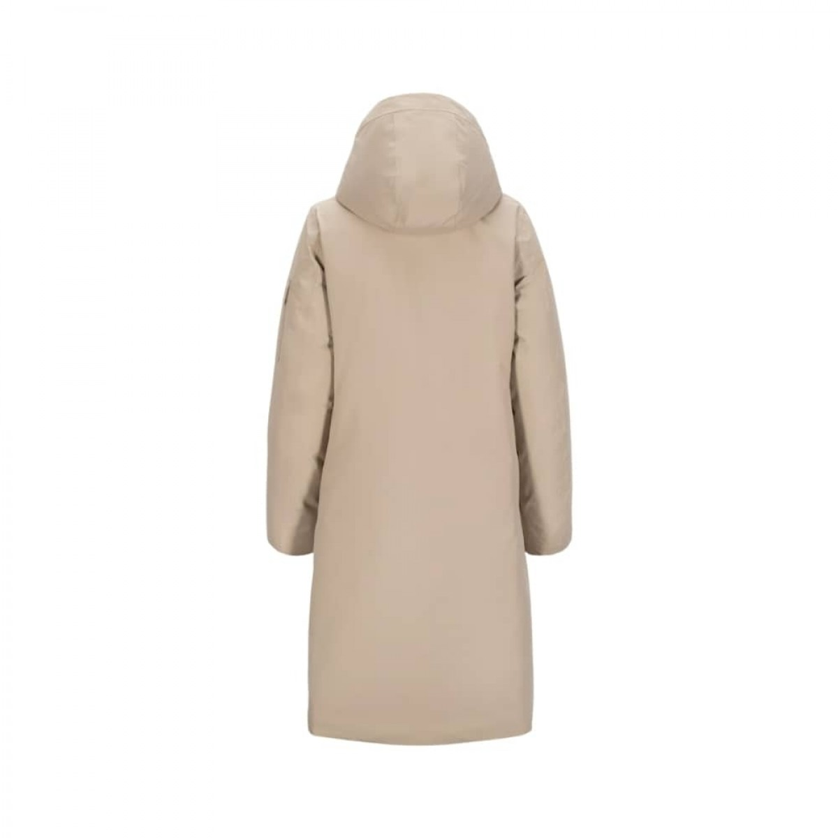 bjorli jacket - beige - ryg