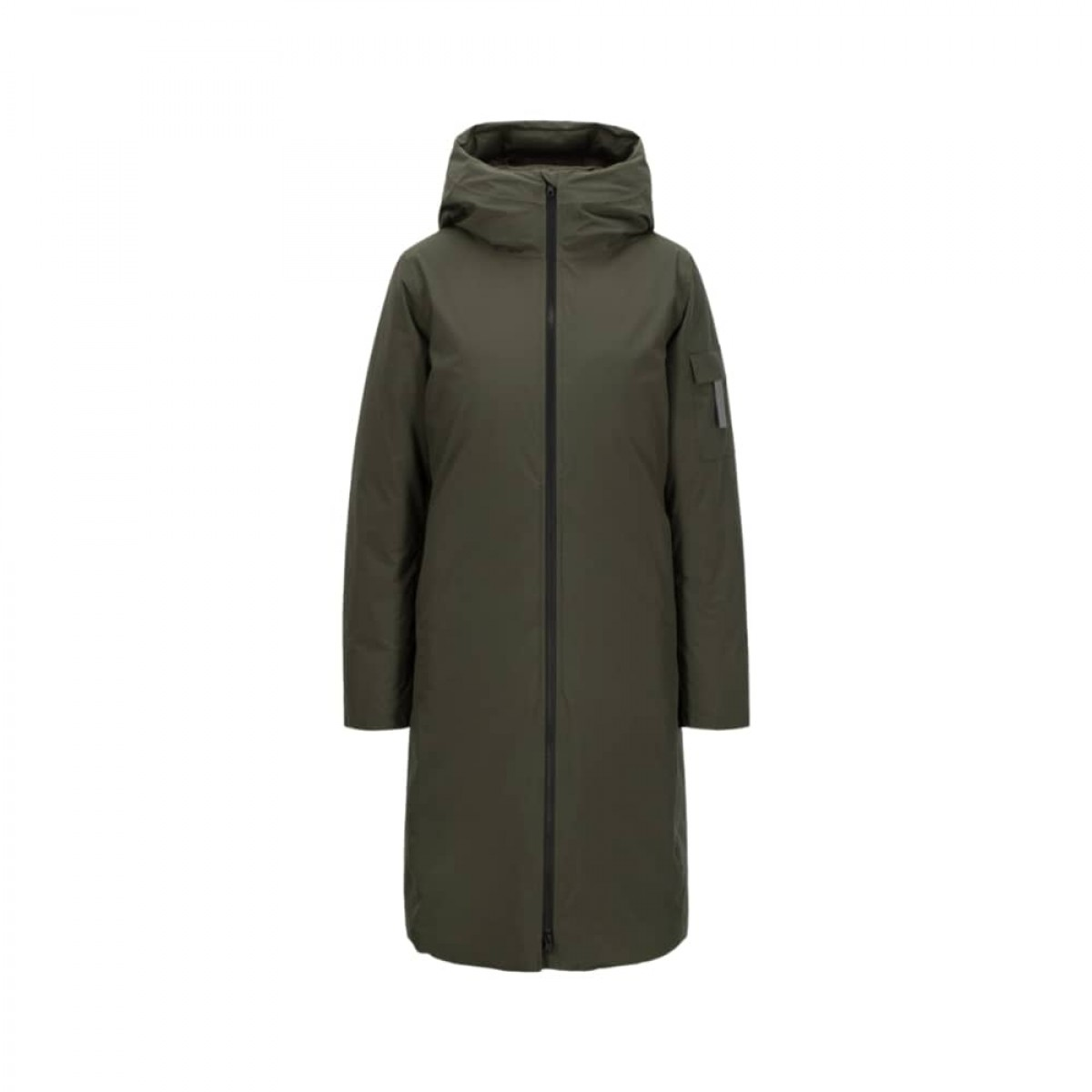 bjorli jacket - green - front