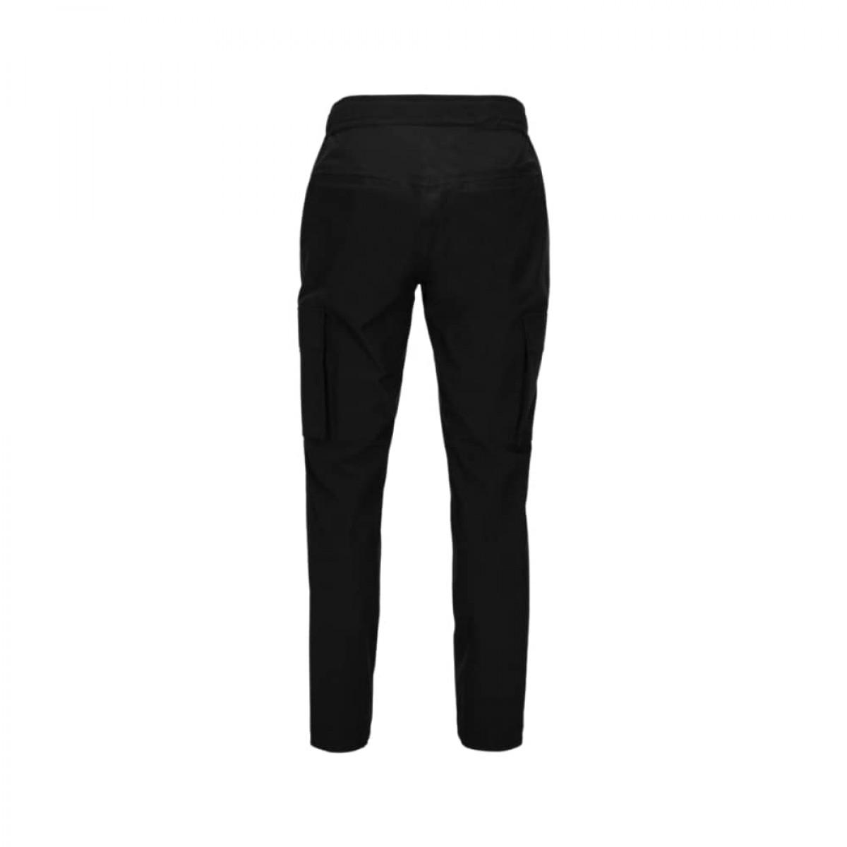 giske pants - black - bagfra