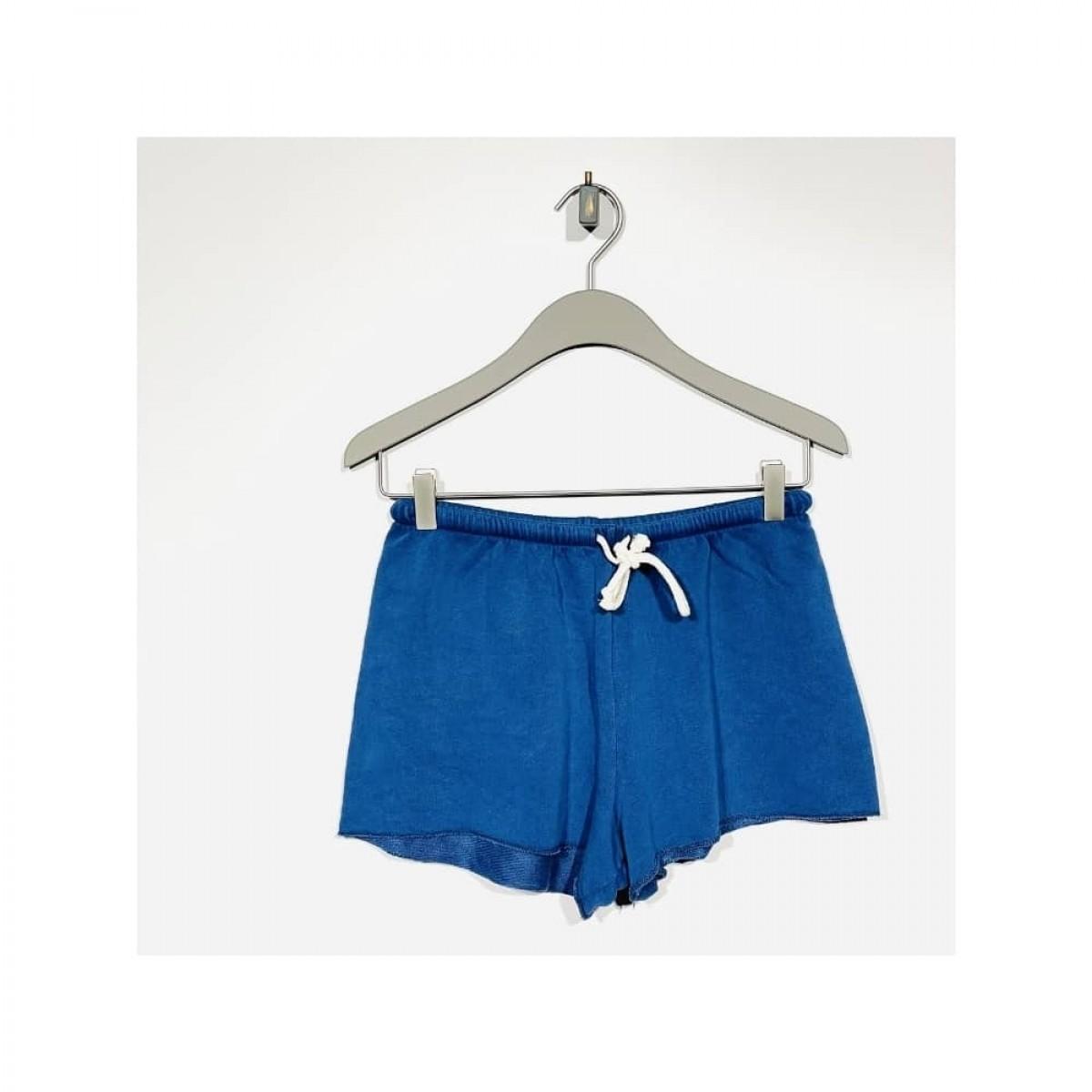 hapylife shorts - vintage blue