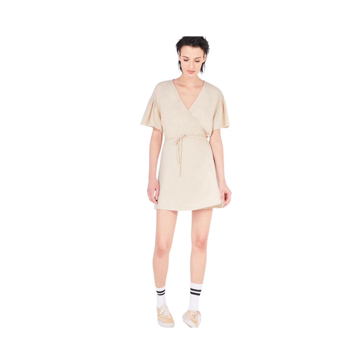kunatata kjole - dove - model billede