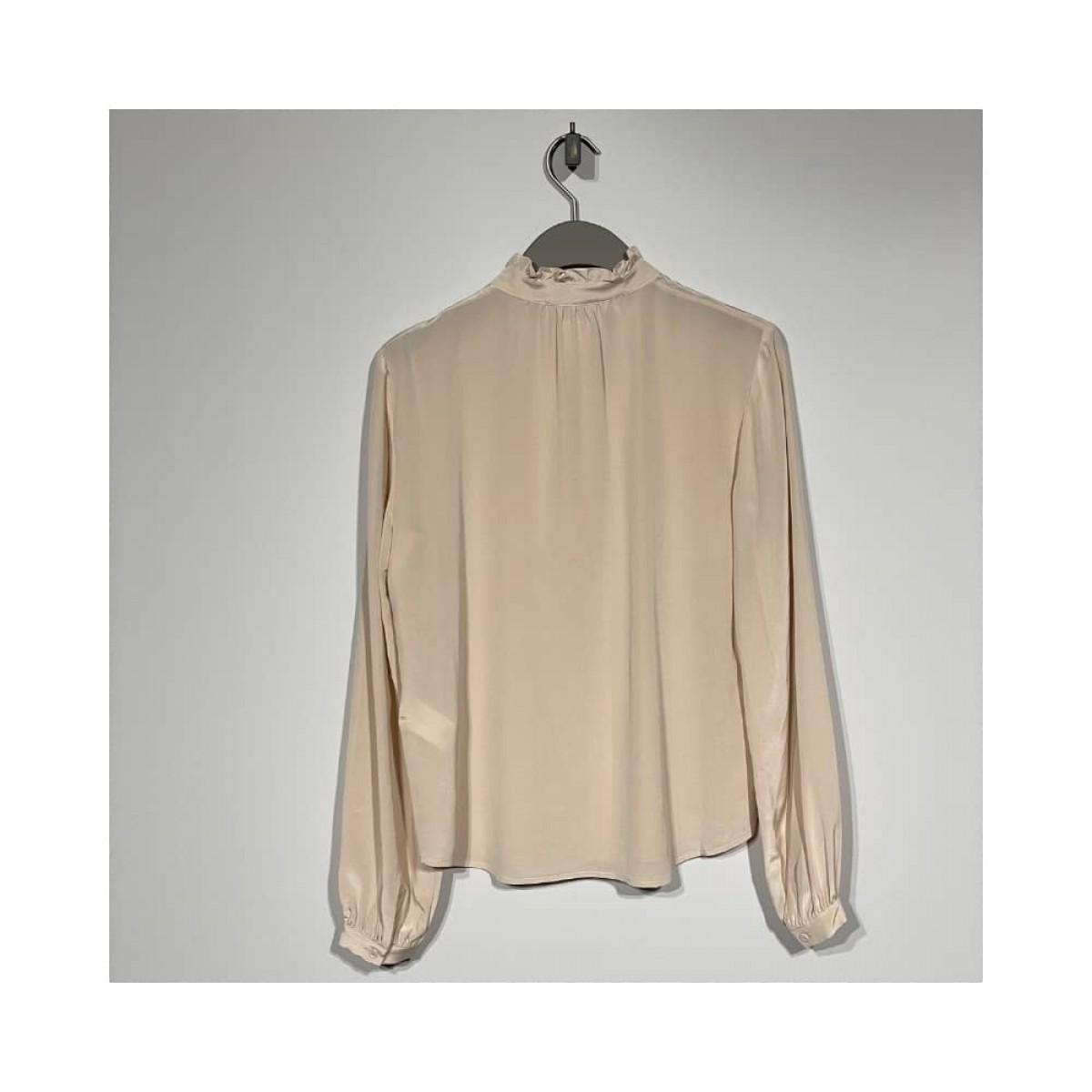 paddy bluse - poudre - ryggen