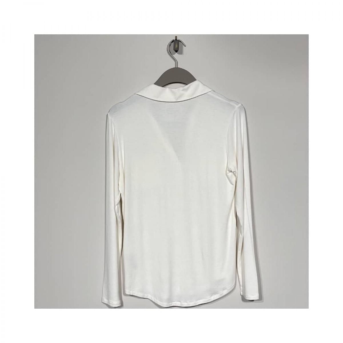 jersey skjorte - milk - bag