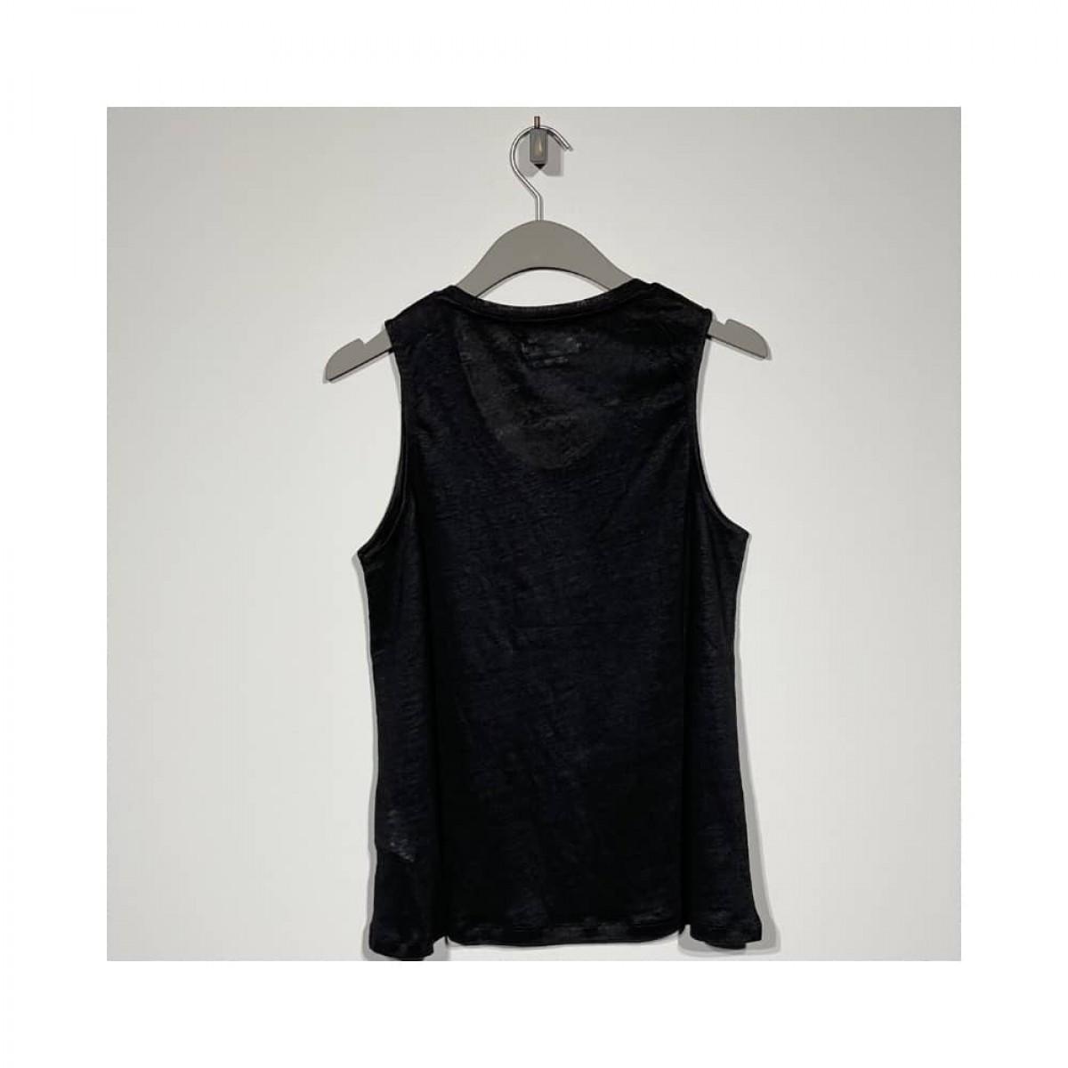 yana top - noir - bag