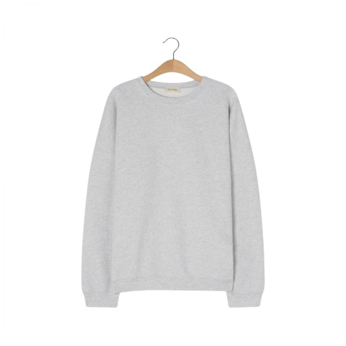 baetown sweat - light heather grey