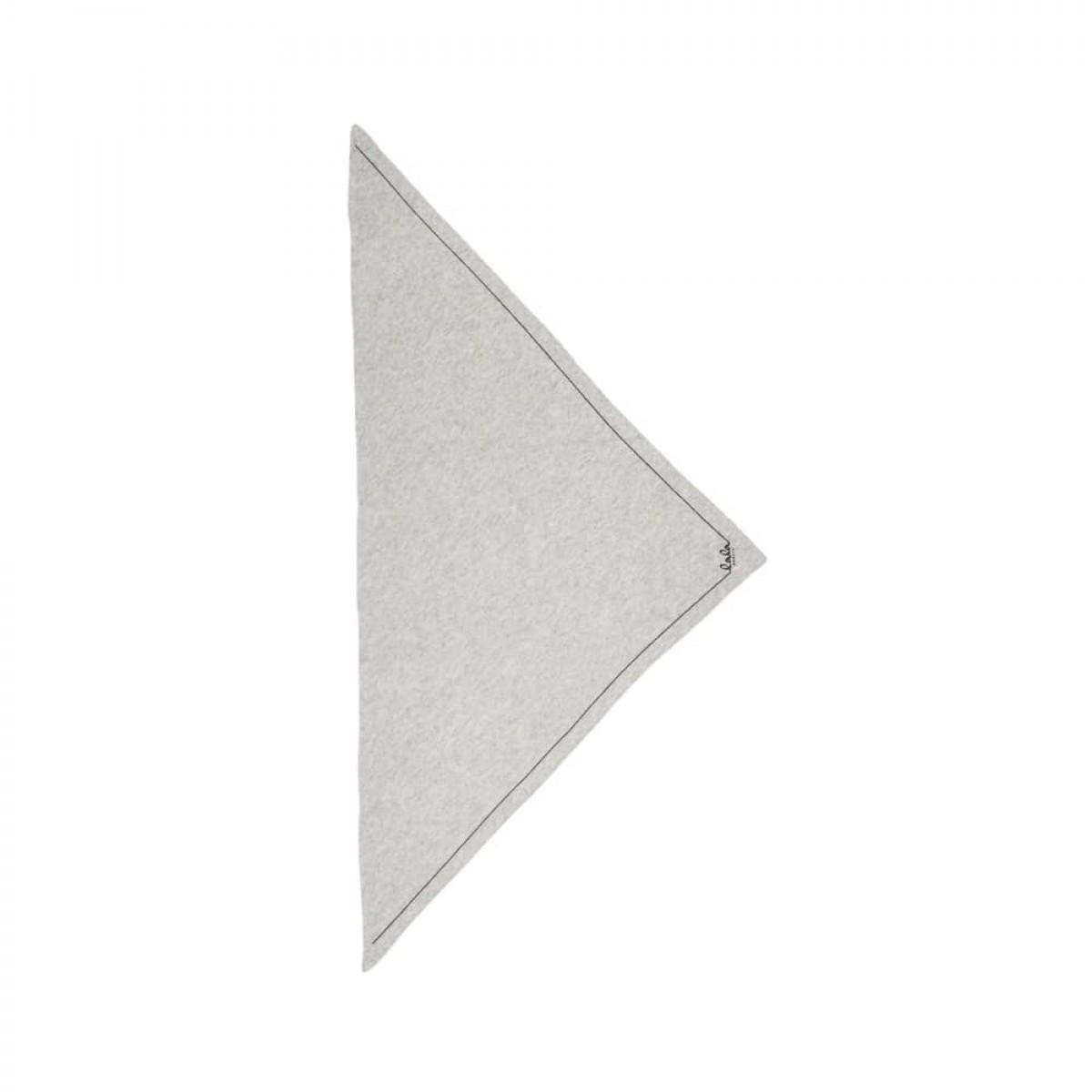 triangle solid logo m - flanella - trekant
