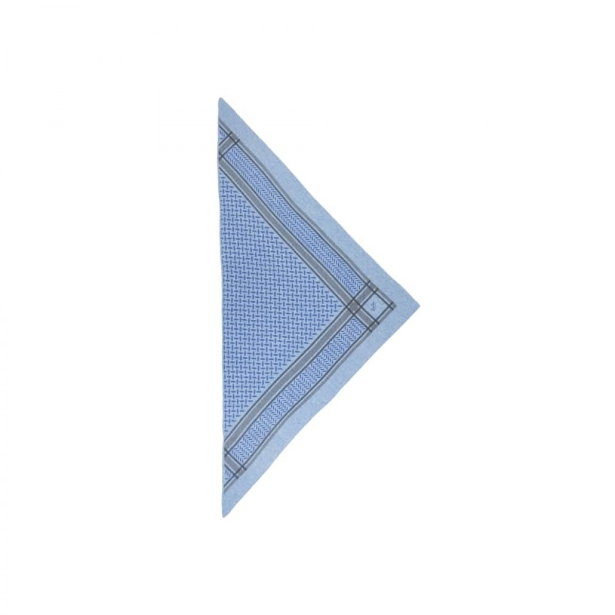 triangle trinity classic m - blue on criket - trekant blå