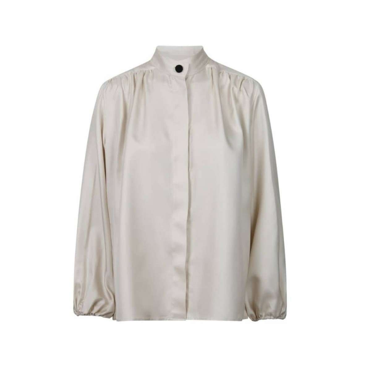 fifi bluse - beige - front
