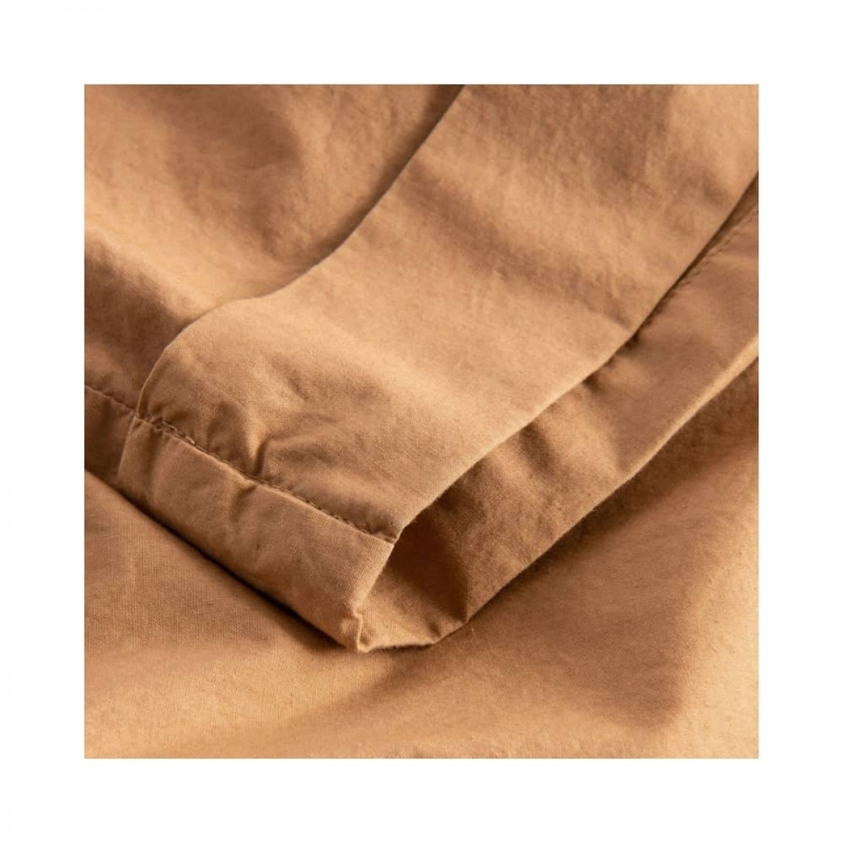 peony shorts - light brown - opslag
