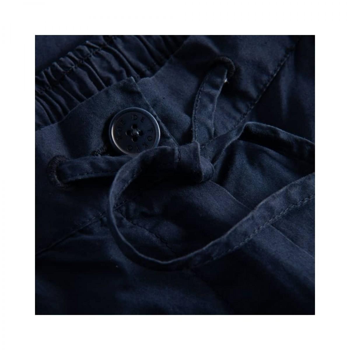 peony shorts - dark navy - talje
