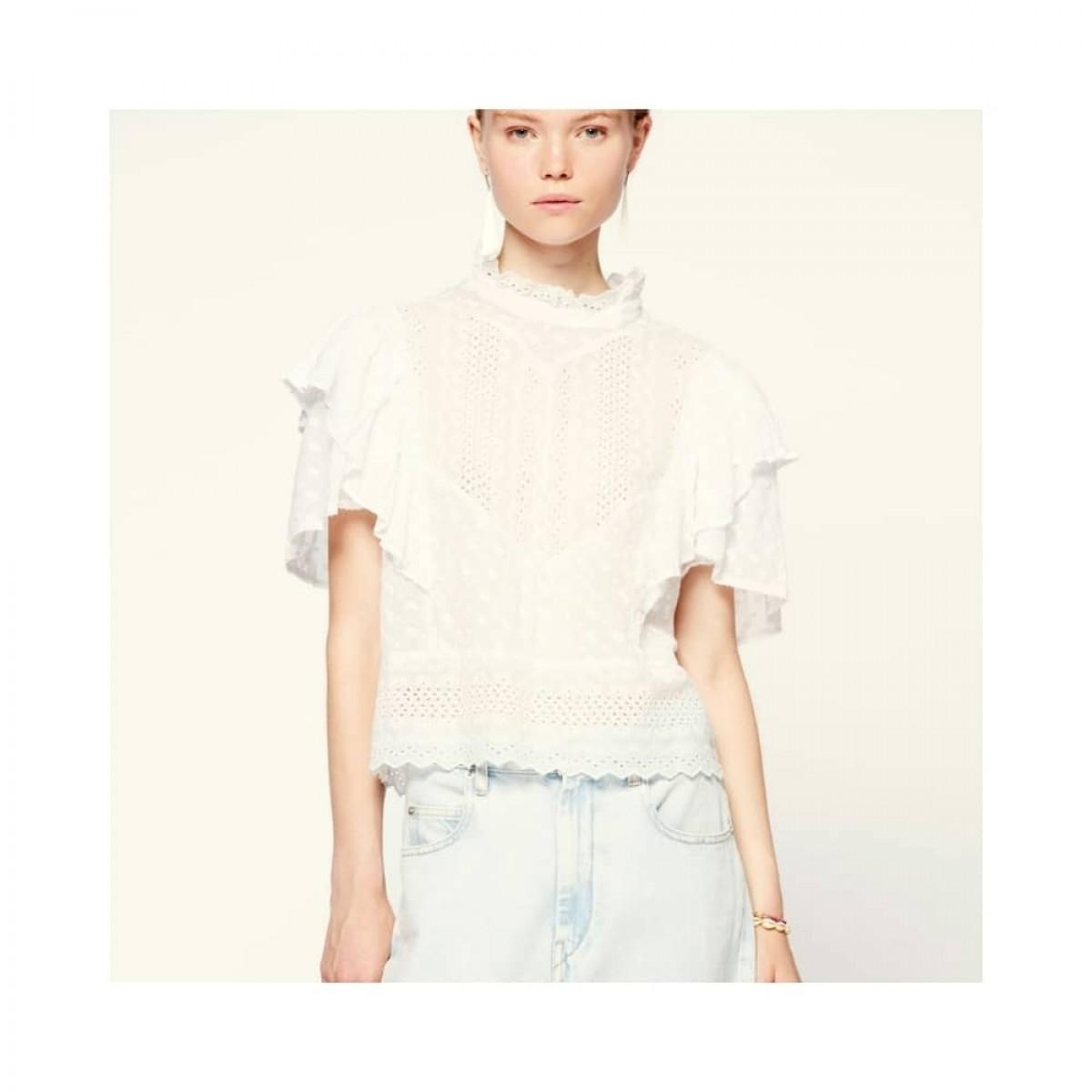 tizaina top - white