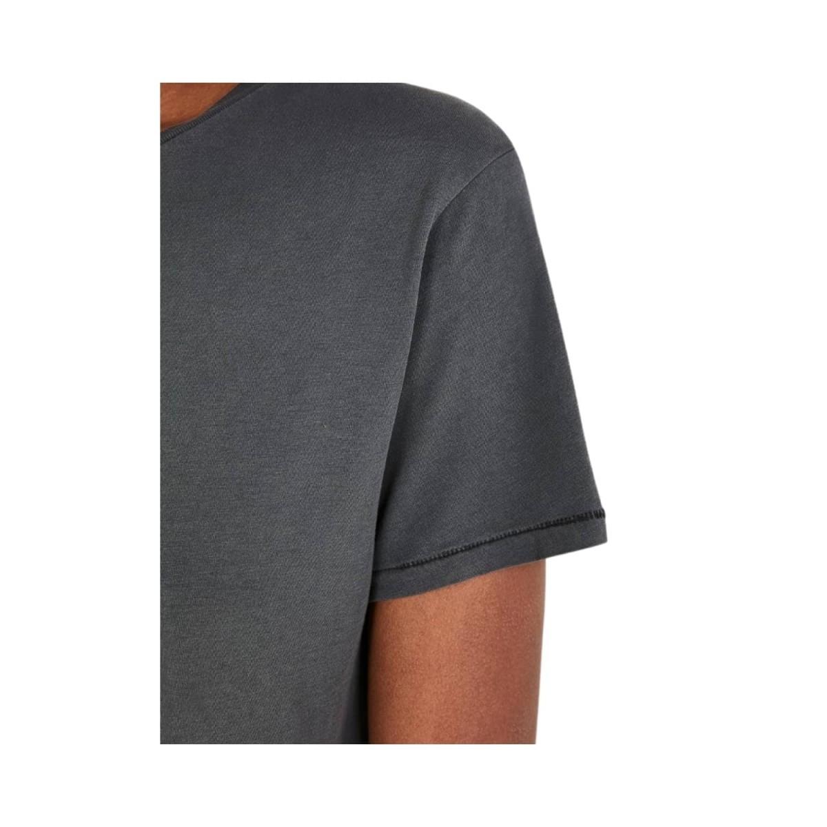 vegiflower t-shirt - metal - detalje billede