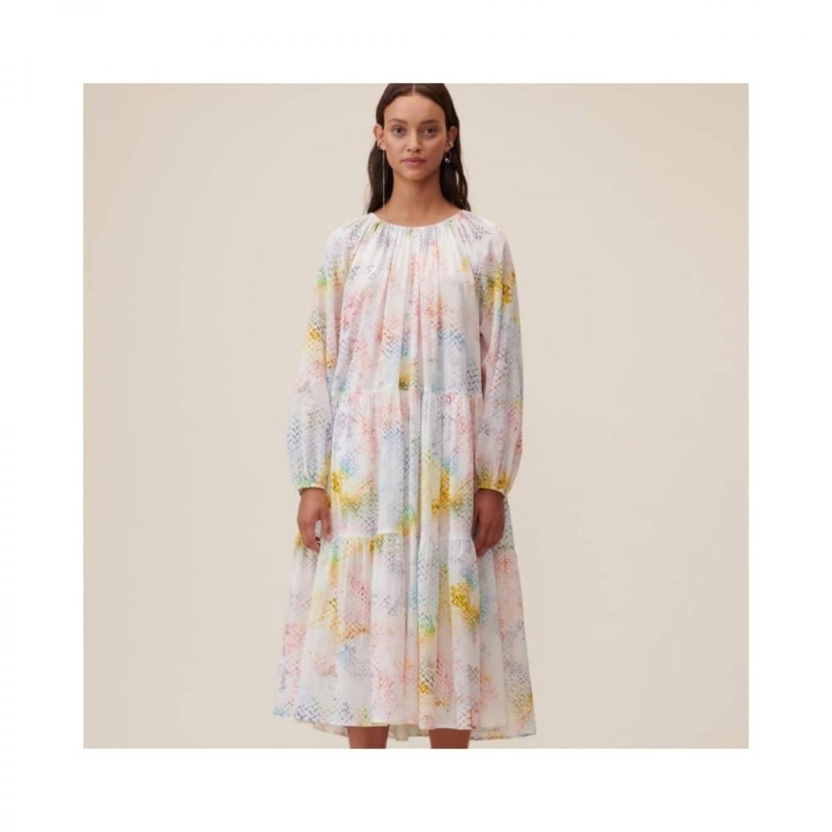 dorian kjole - rainbow kufiya