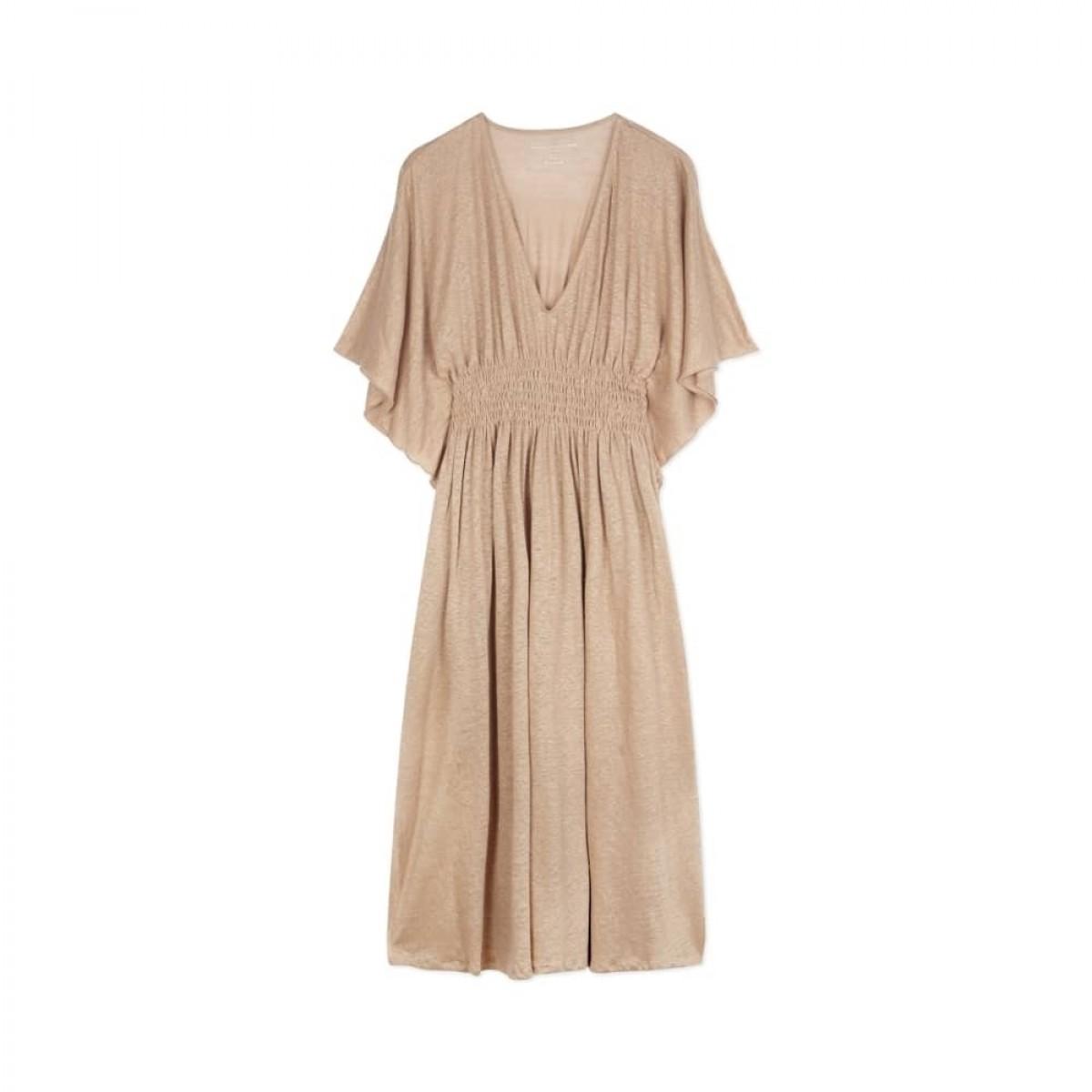 majestic filatures kjole - ficelle