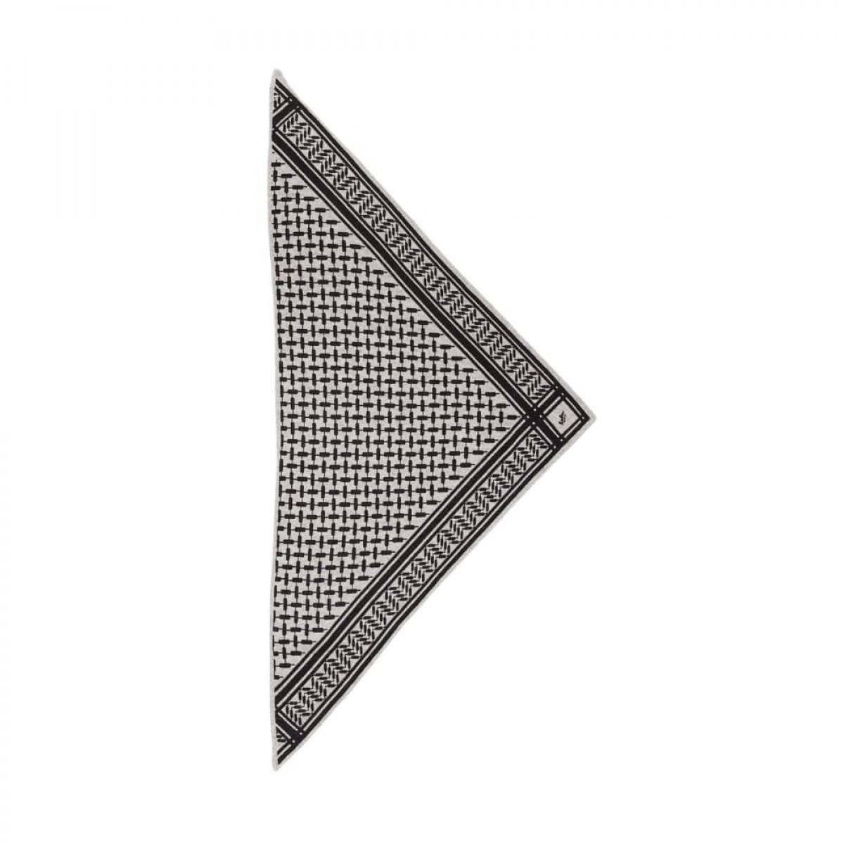 triangle trinity classic s - flanella light grey melange - fra siden