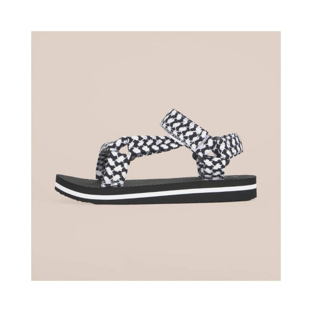 sandals alanis - black - fra siden