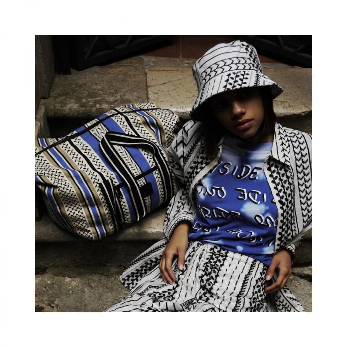 alena hat - white - image billede