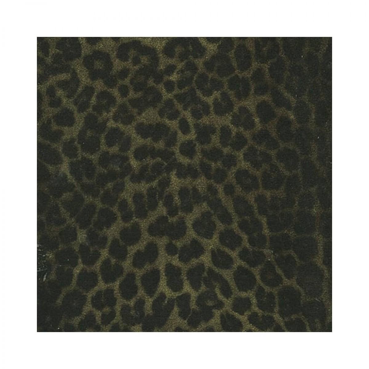 jerome dryfuss henri pung - leopard kaki - farve