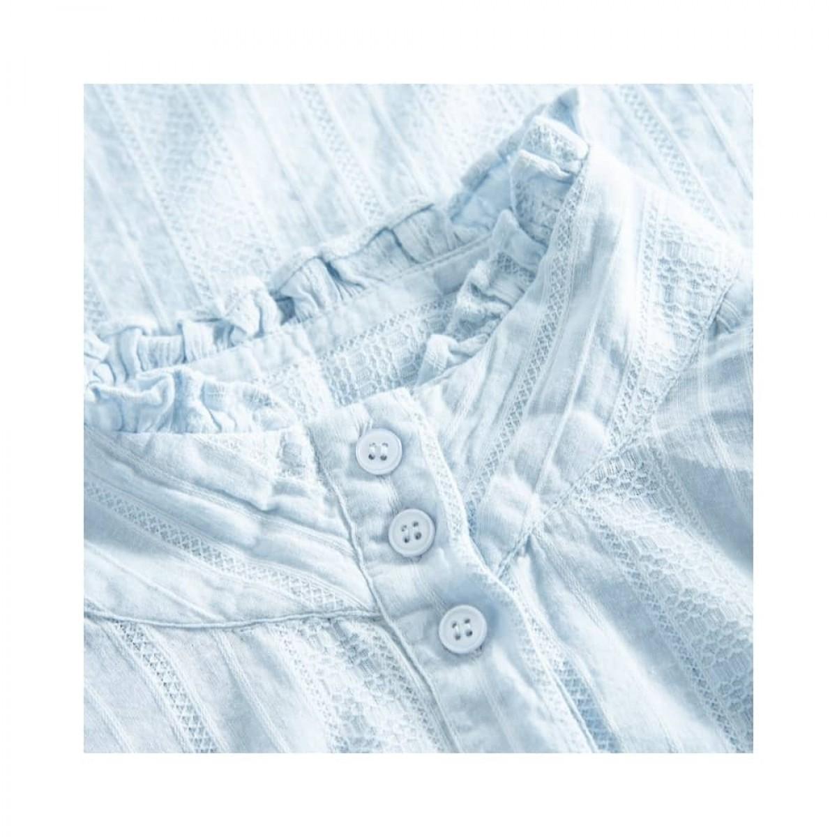 jordana dress - artic ice - krave detalje