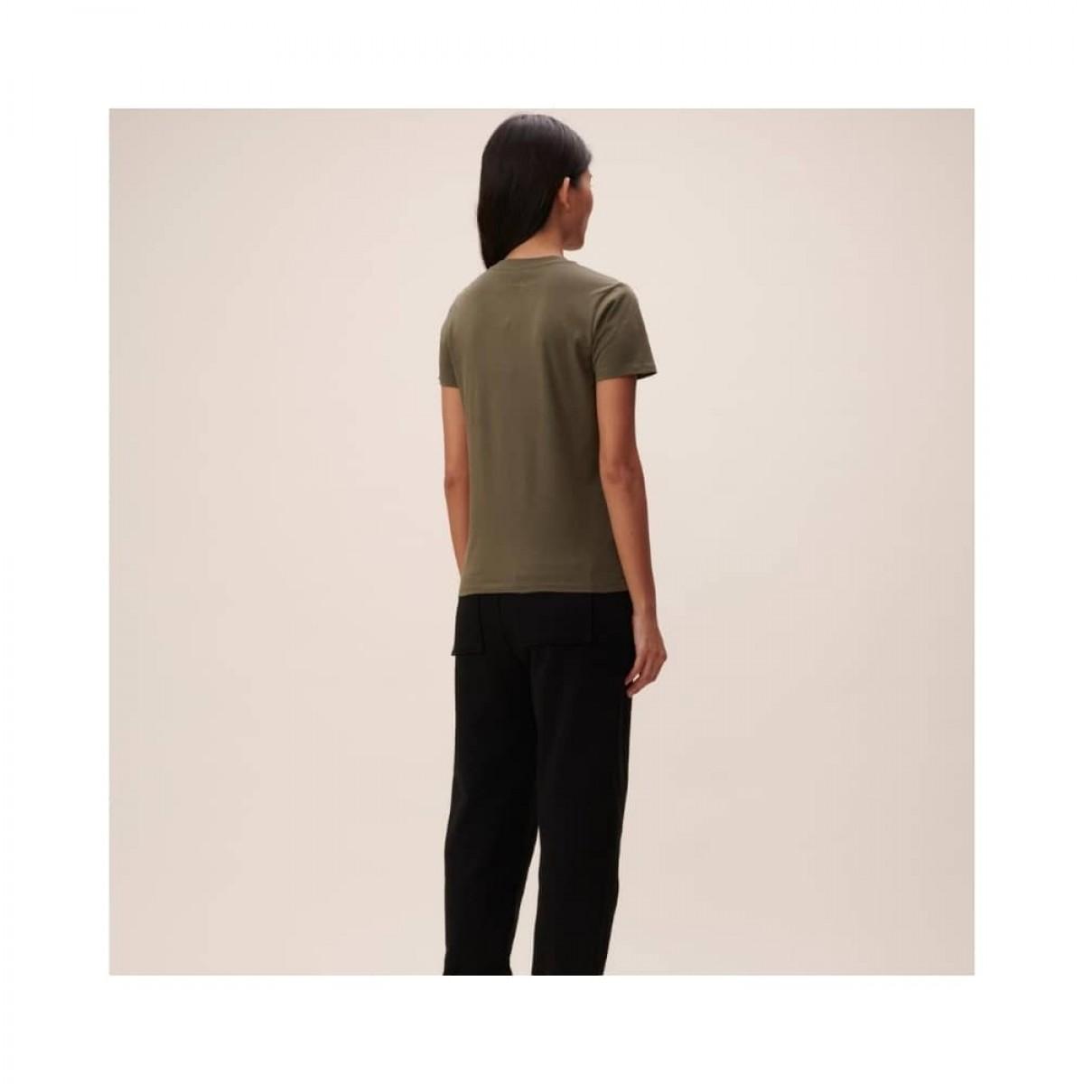 t-shirt reda lala mix - olive night - model ryg