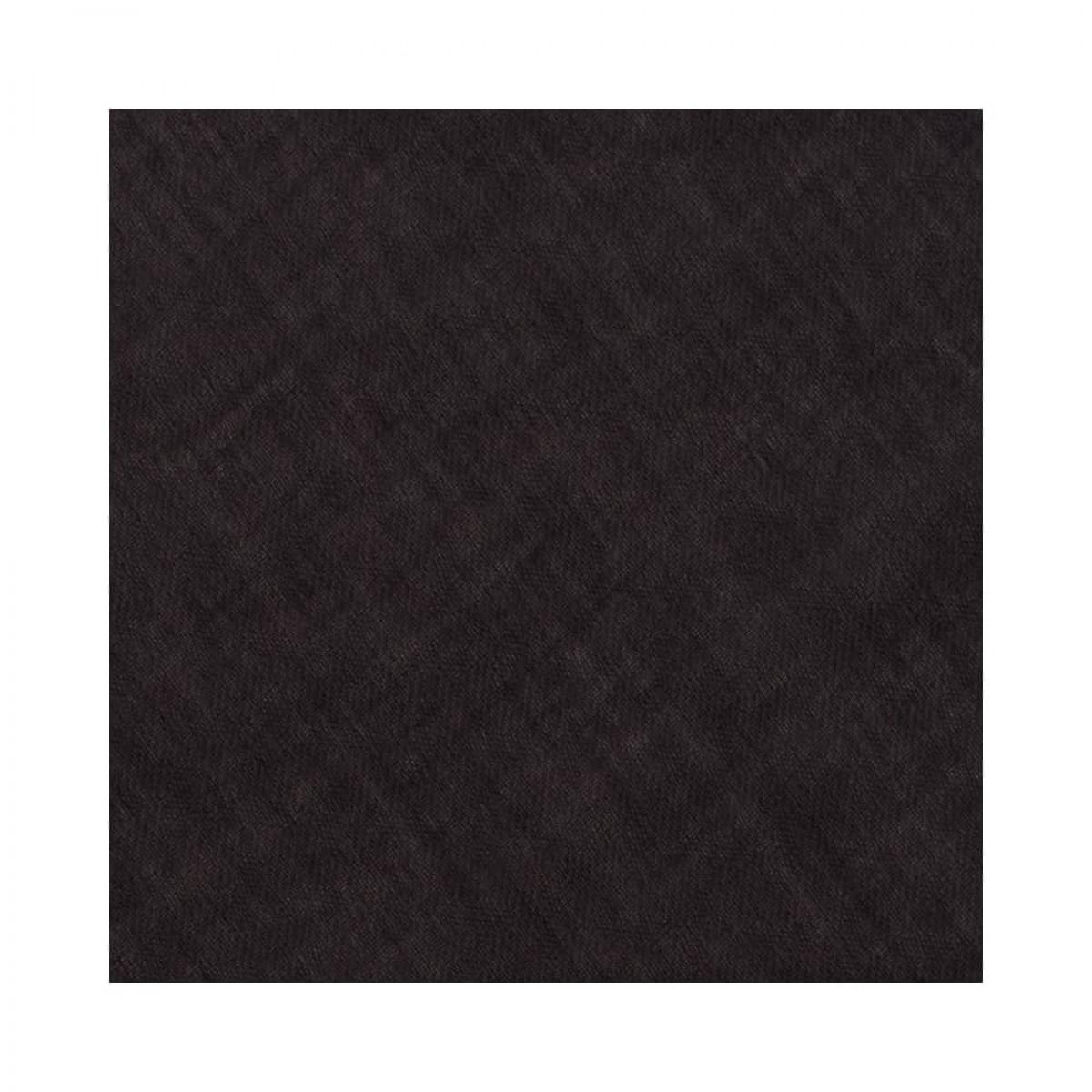 cube amalis tørklæde - black - mønster