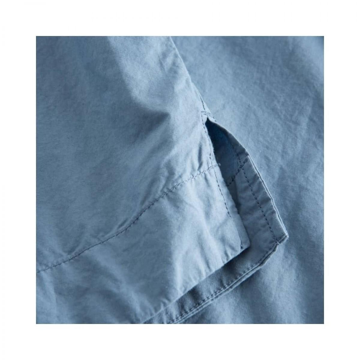 sada skjorte bluse - blue - slids detalje
