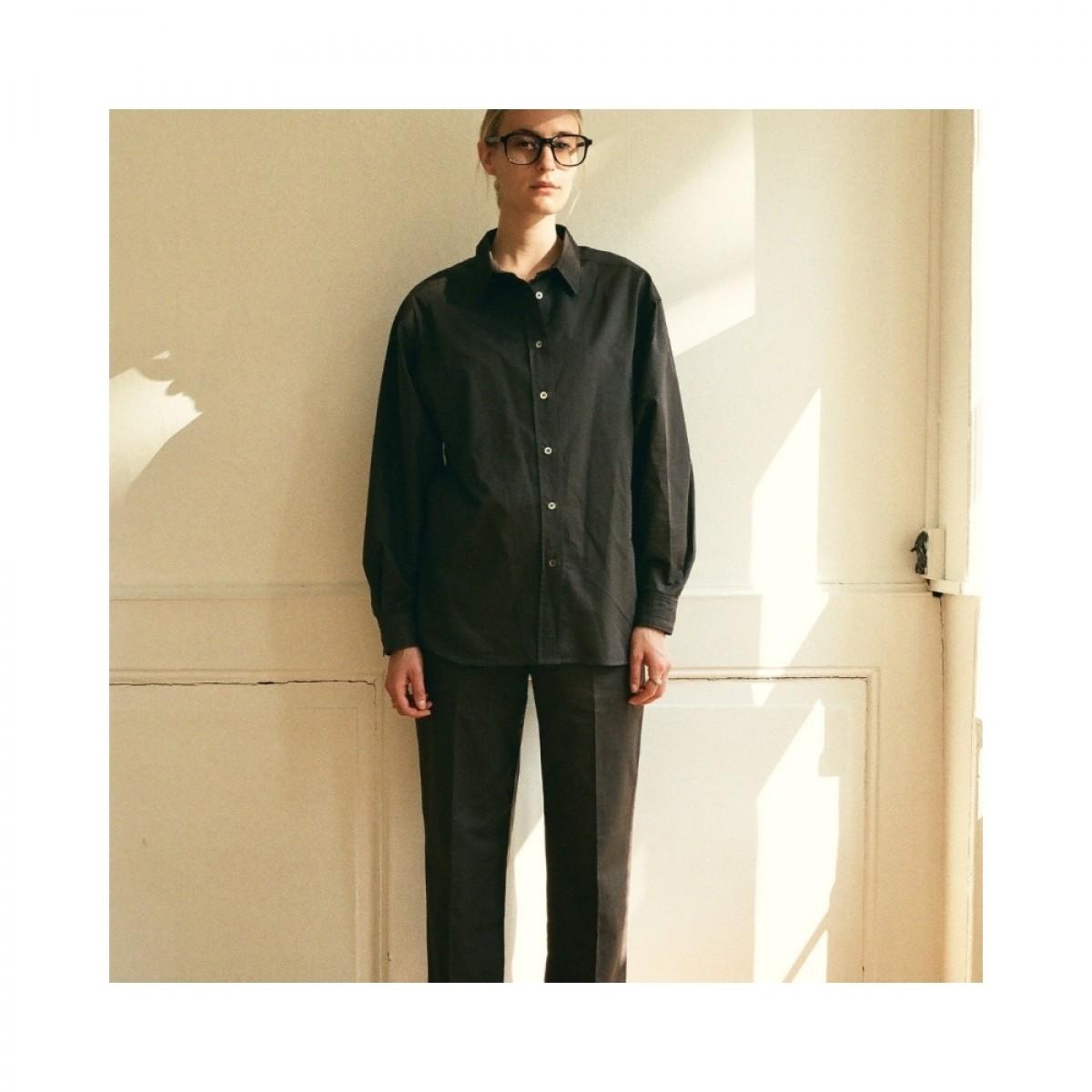 cora shirt - chocolate - model sæt