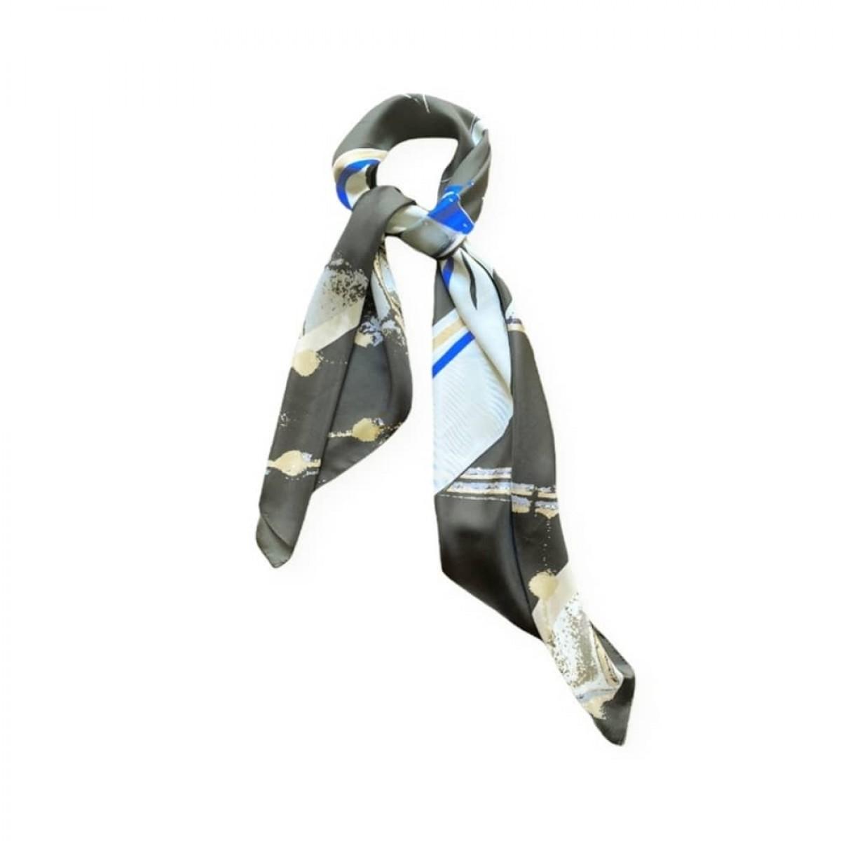 dance silke tørklæde - multicolor - detalje 1