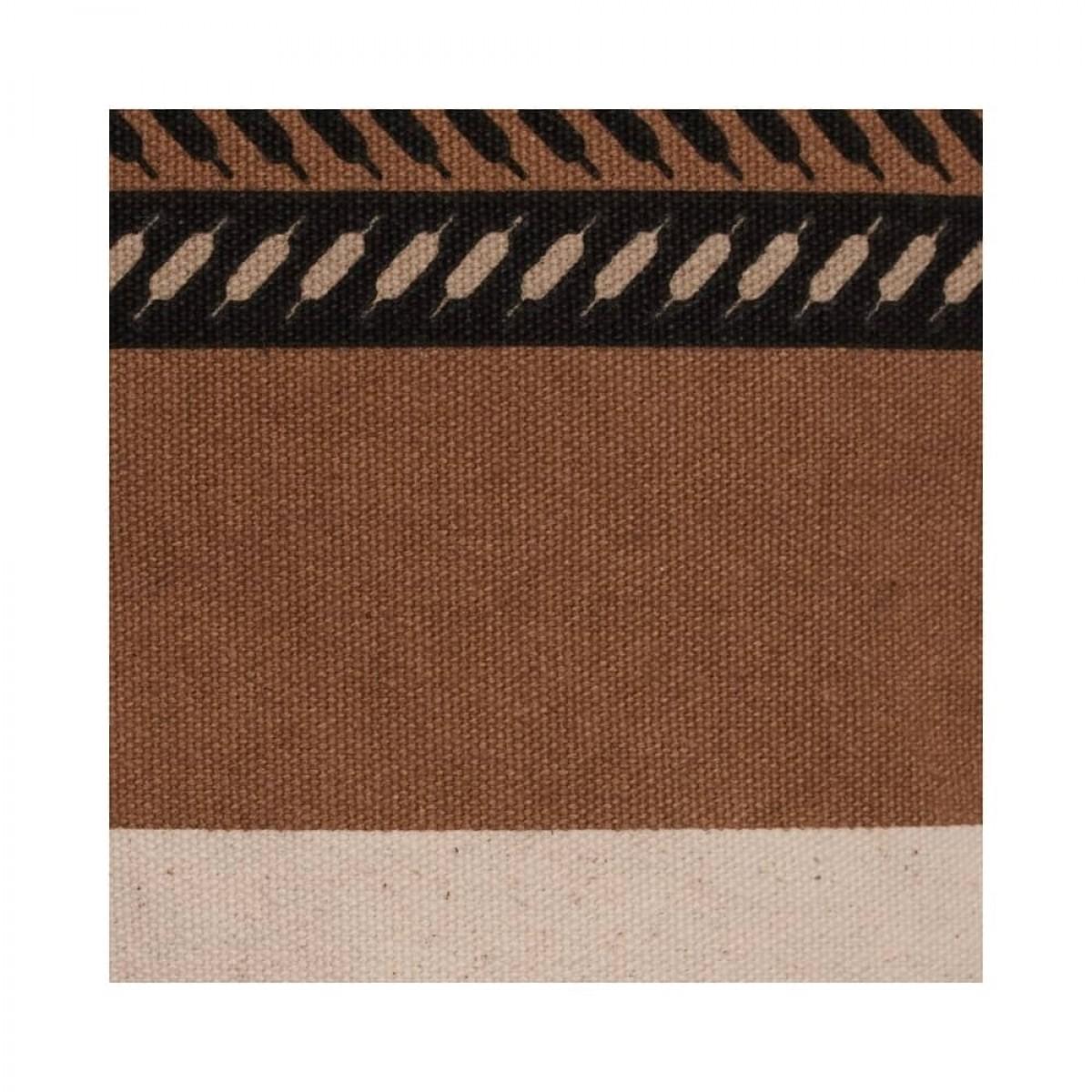 crossbody eli colored - kufiya hessian dune - print