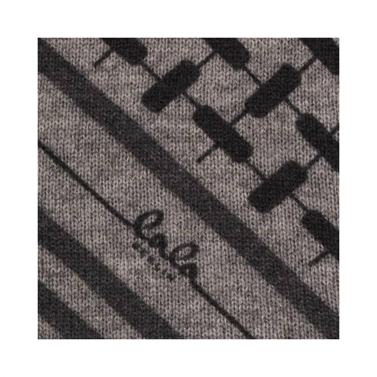 tube trinity aladdin - grey - mønster