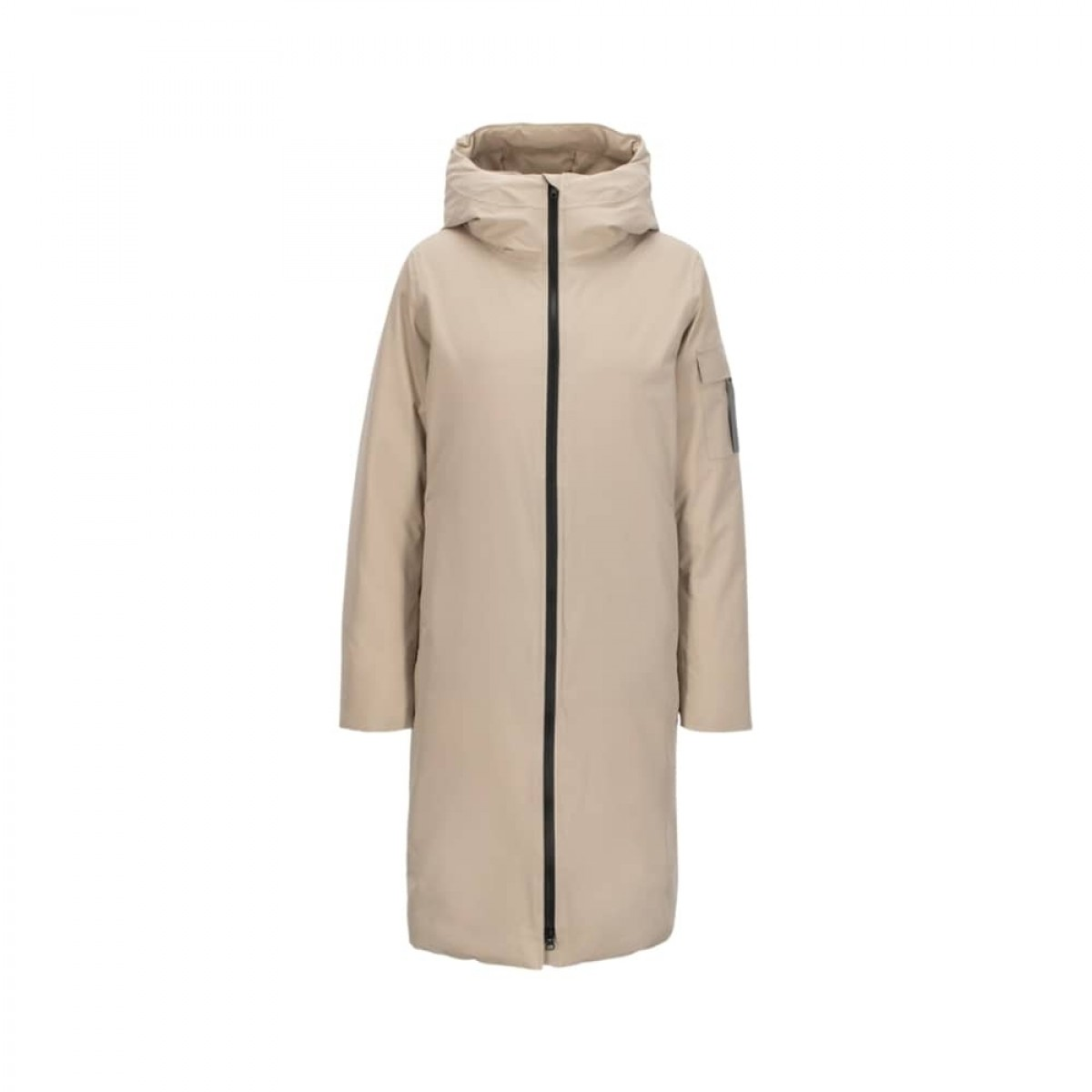 bjorli jacket - beige - front
