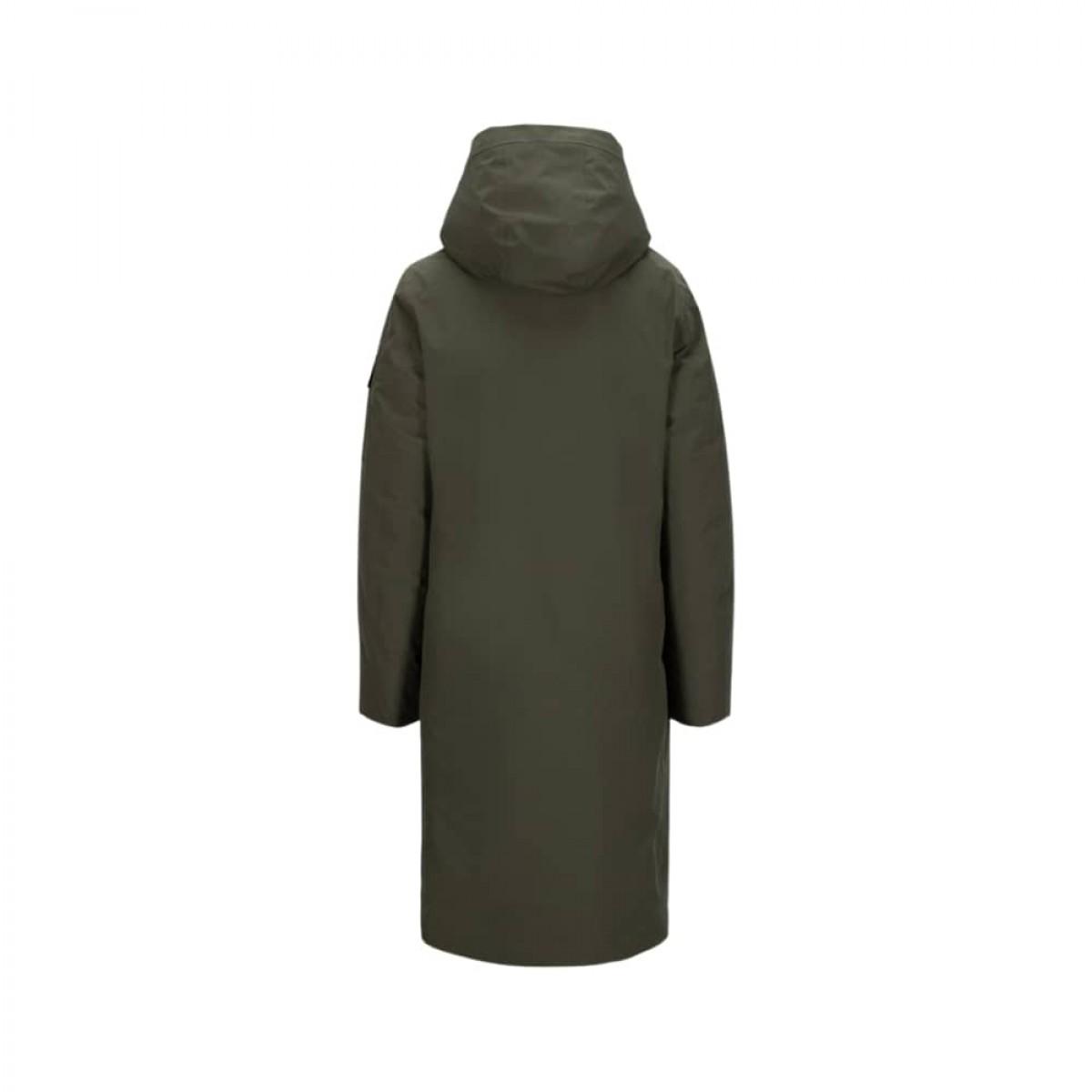 bjorli jacket - green - ryg