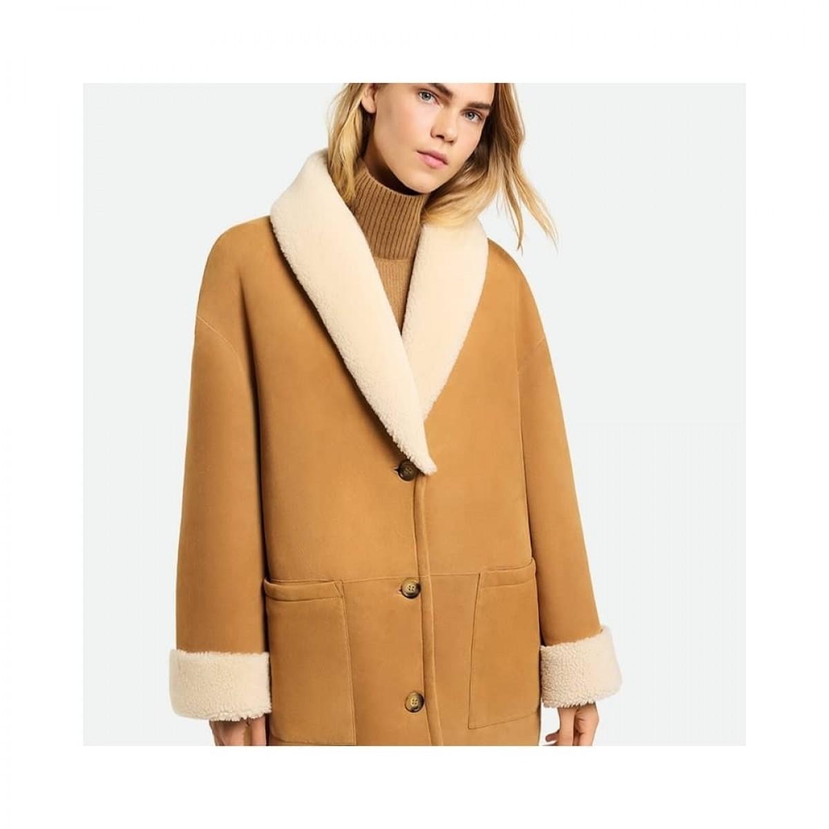 sambo jacket rulam - marron - model